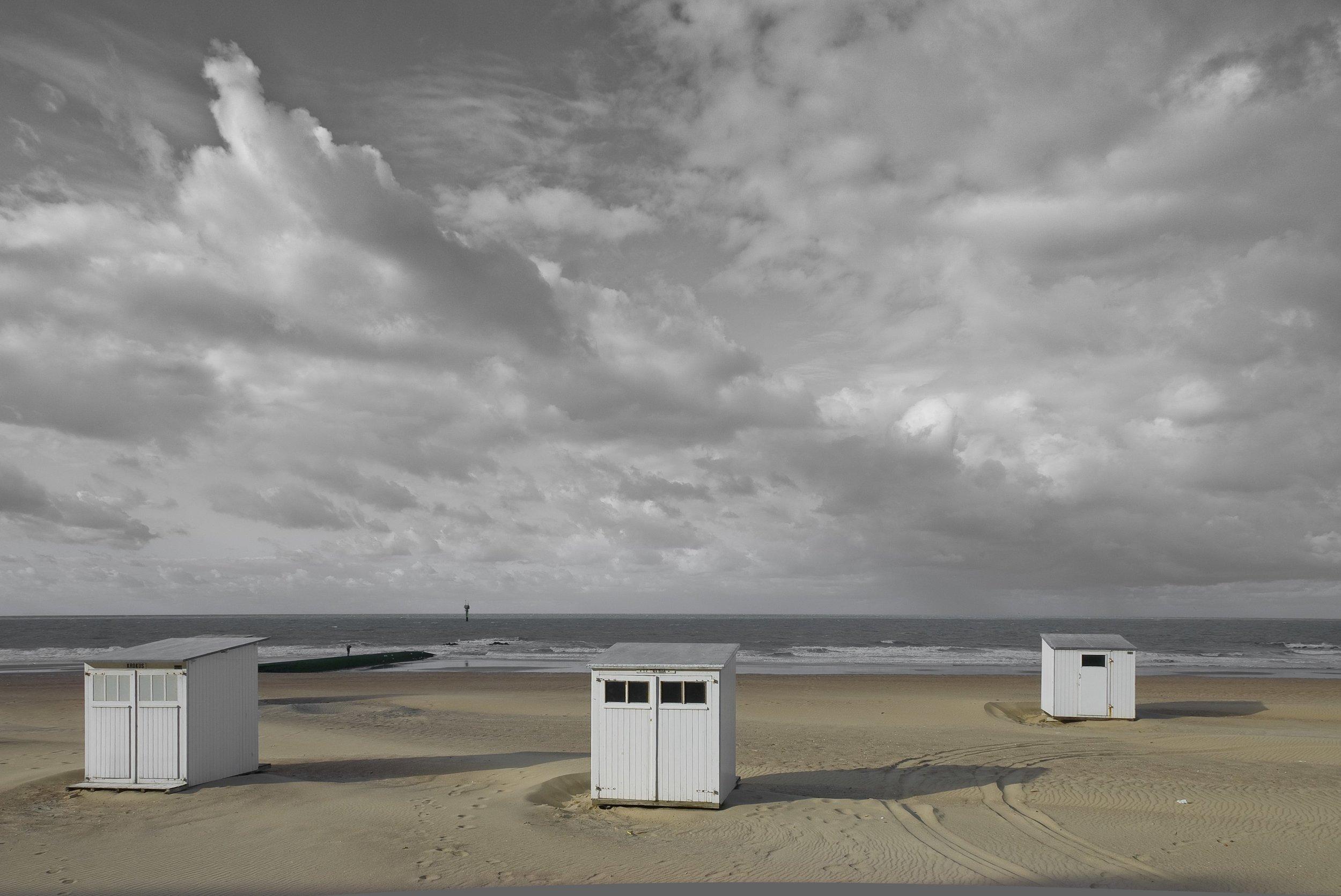 Three cabins