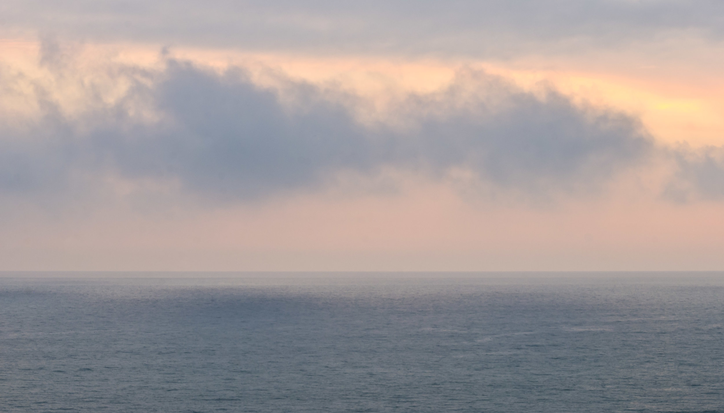 Sunset Clouds over Malibu