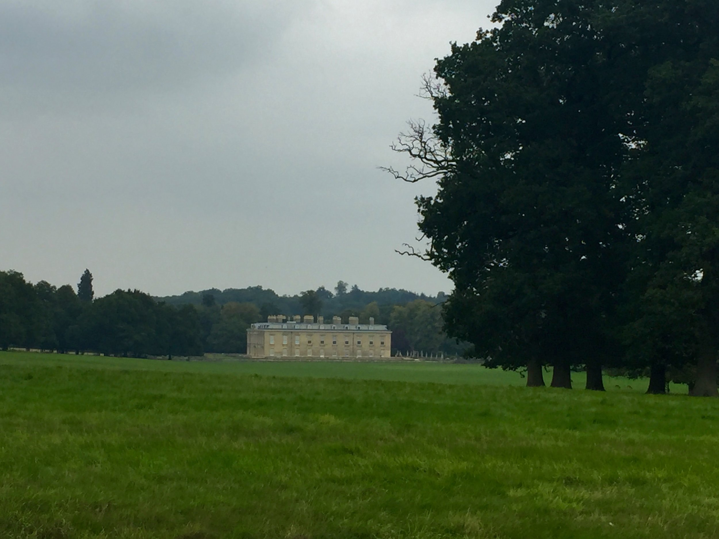 Althorp from a distance
