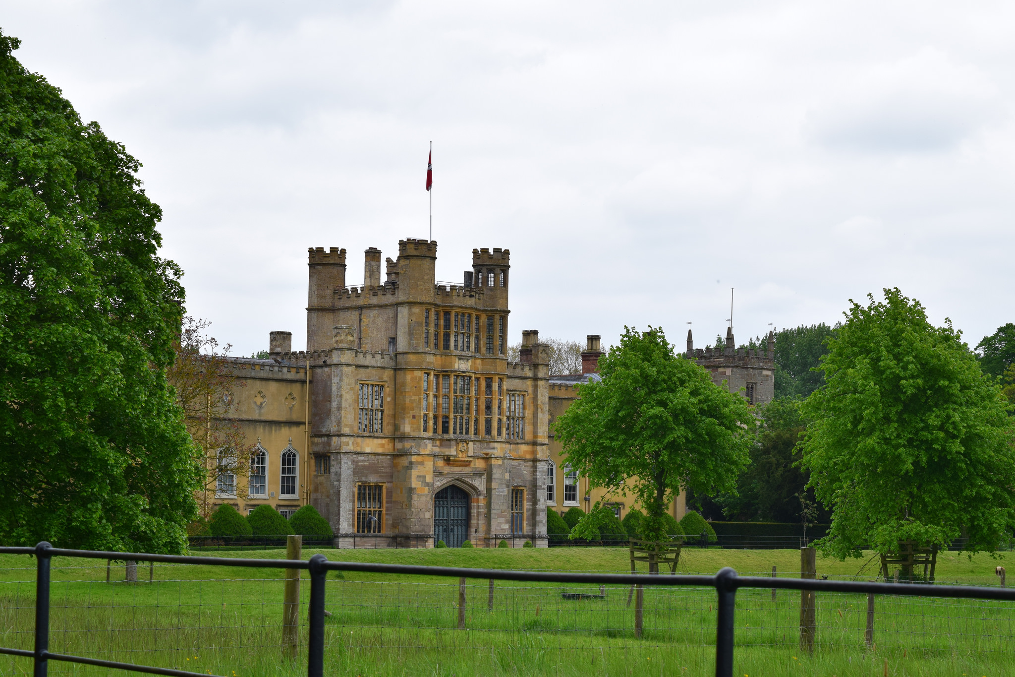 Coughton Court from 1530