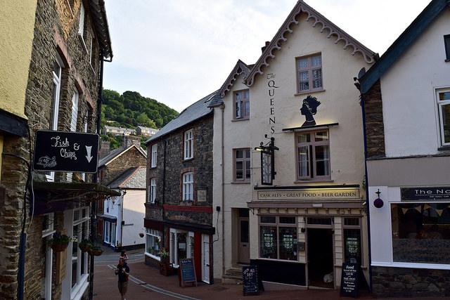 Lynton, Devon