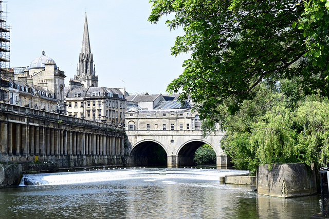 River Avon and Pulteney Bridge