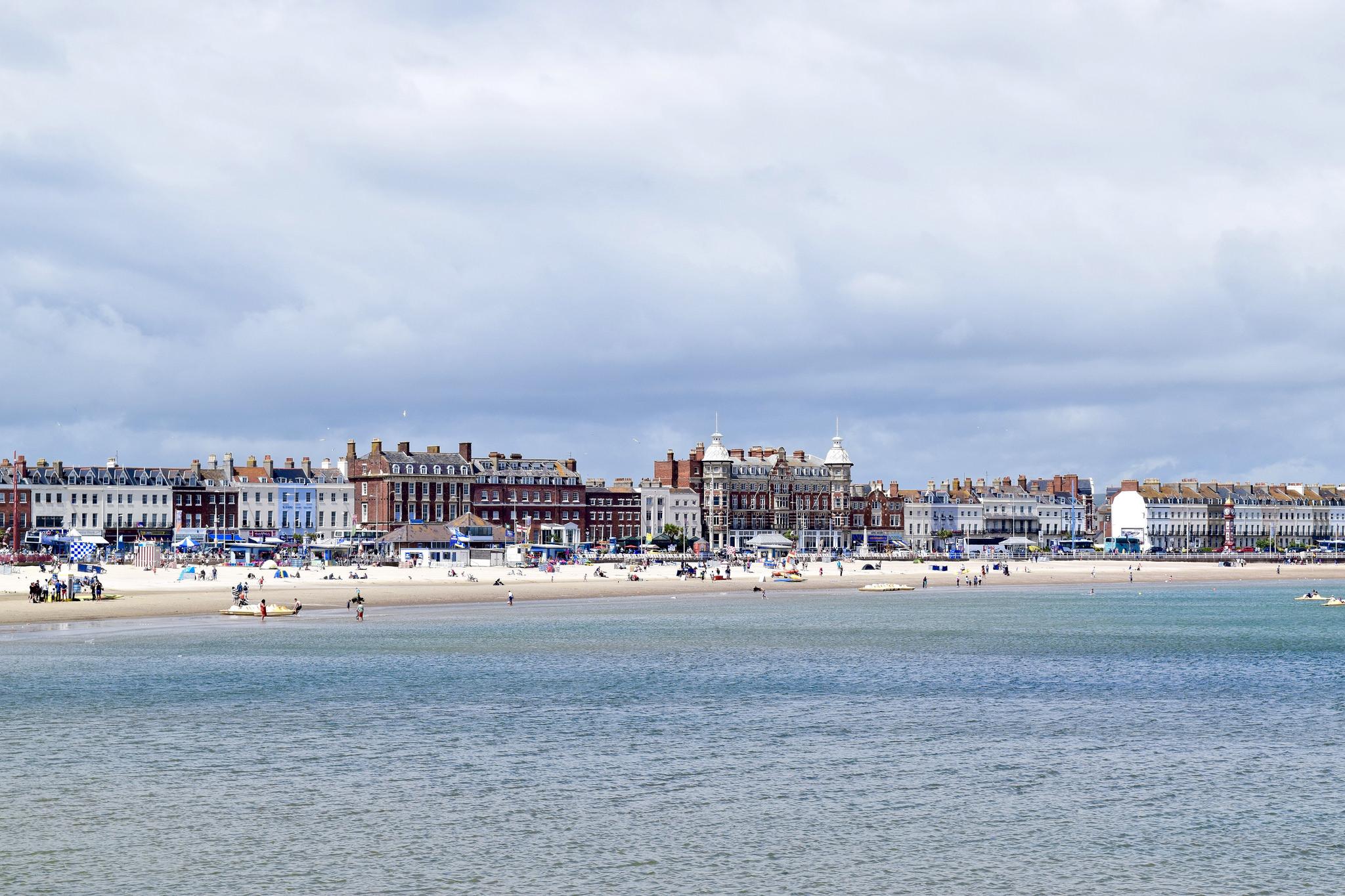 Weymouth Beach and Bay