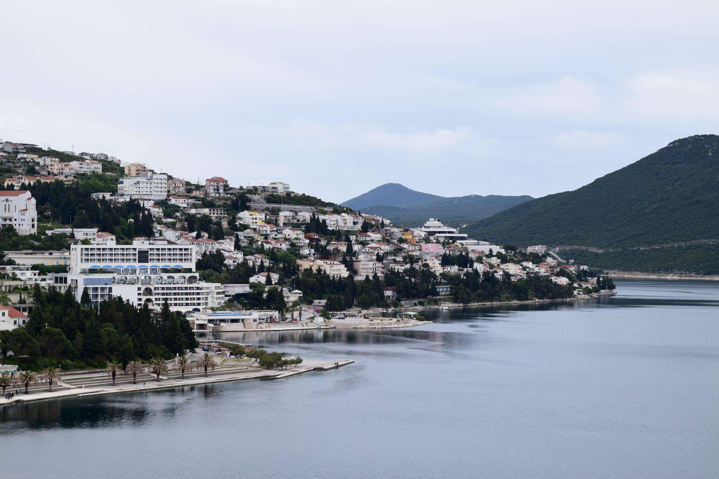 Croatian Village on the Sea