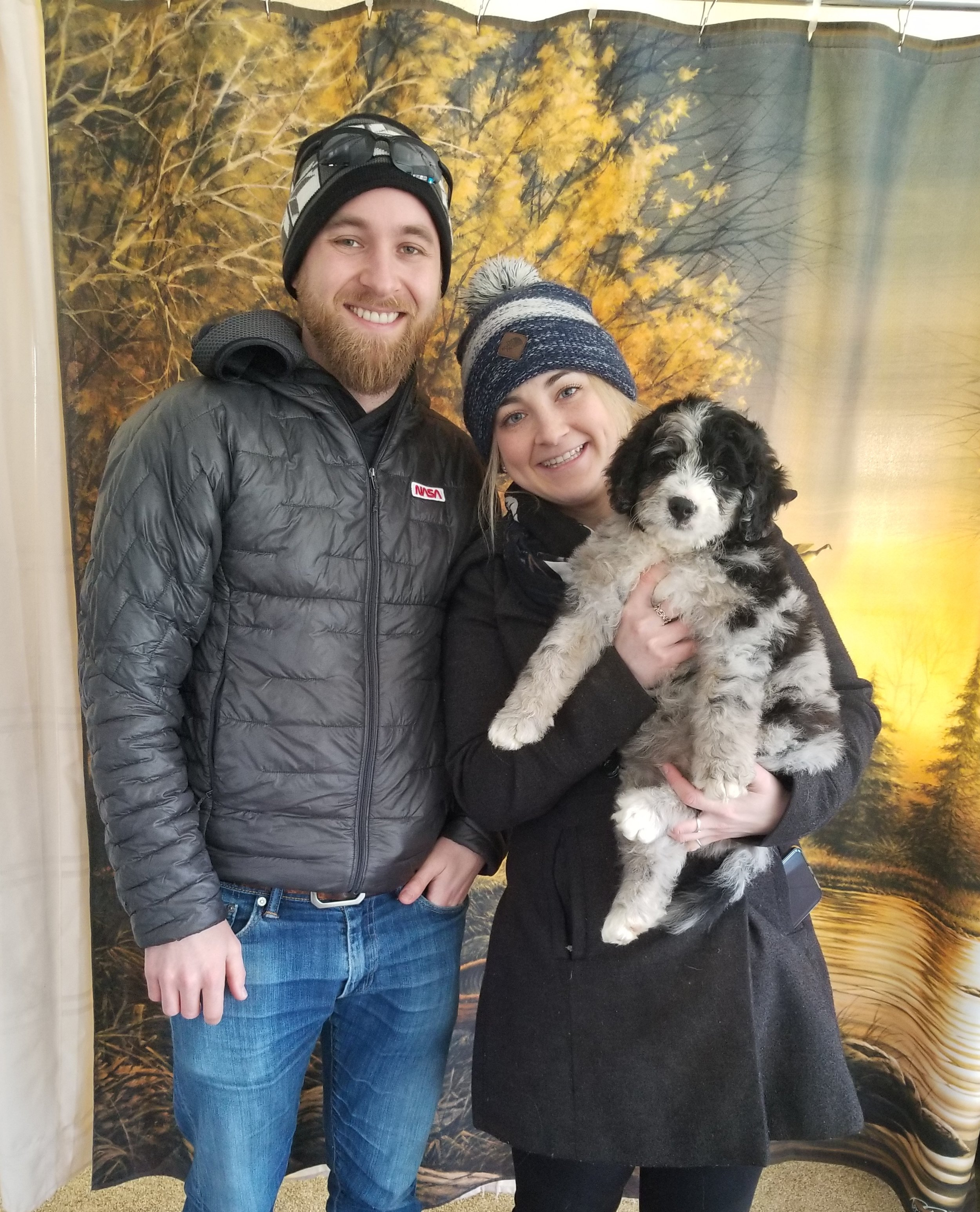 Liam has found his forever family with Abby from Sanfransico Ca
