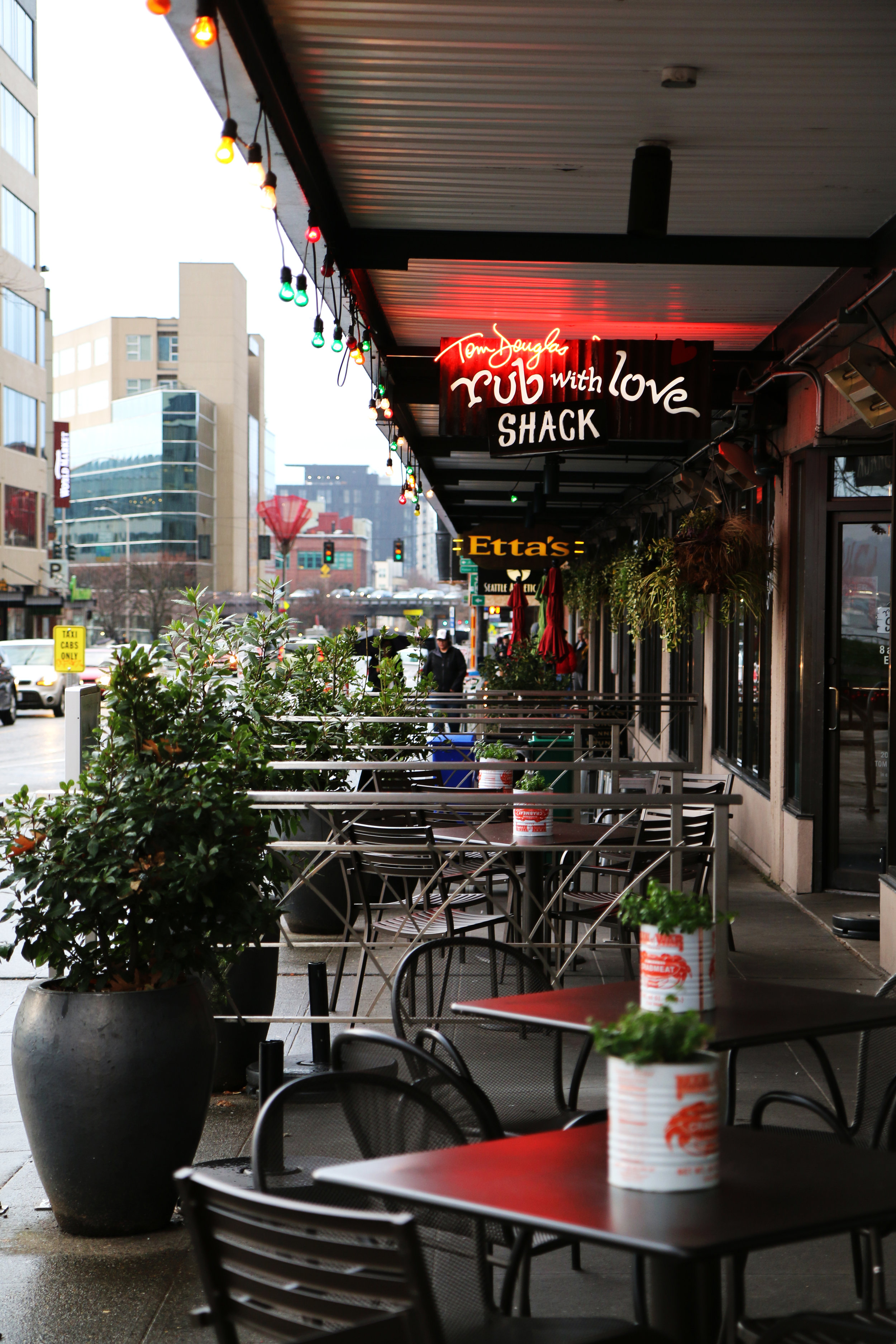 Etta's Restaurant in Seattle, Washington. A MUST eat!
