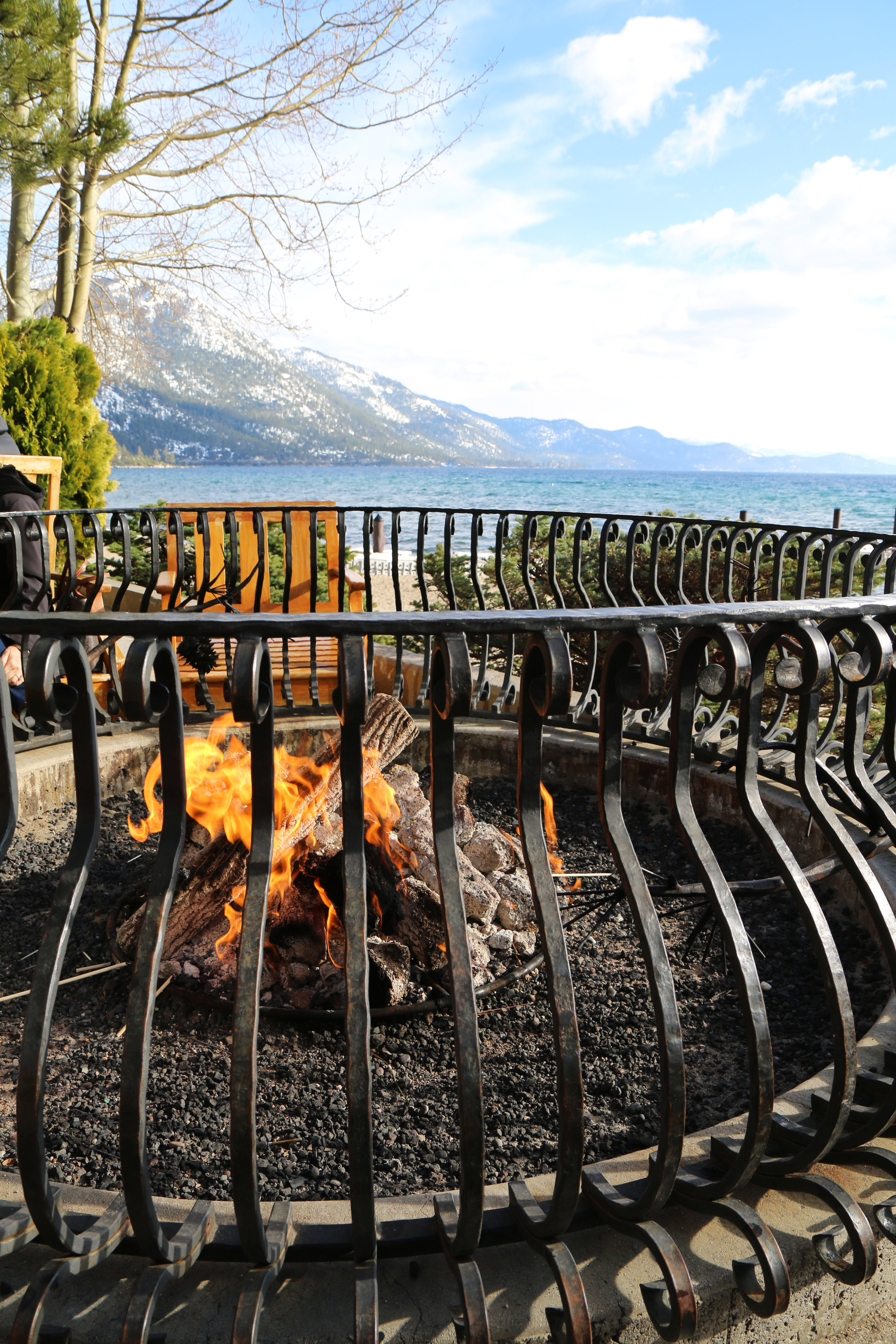 Lifestyle and travel blogger Bri Sul does Tahoe Lake near Reno, Nevada. An amazing solo trip to the Hyatt. On the beach and lake! Lone Eagle Grill