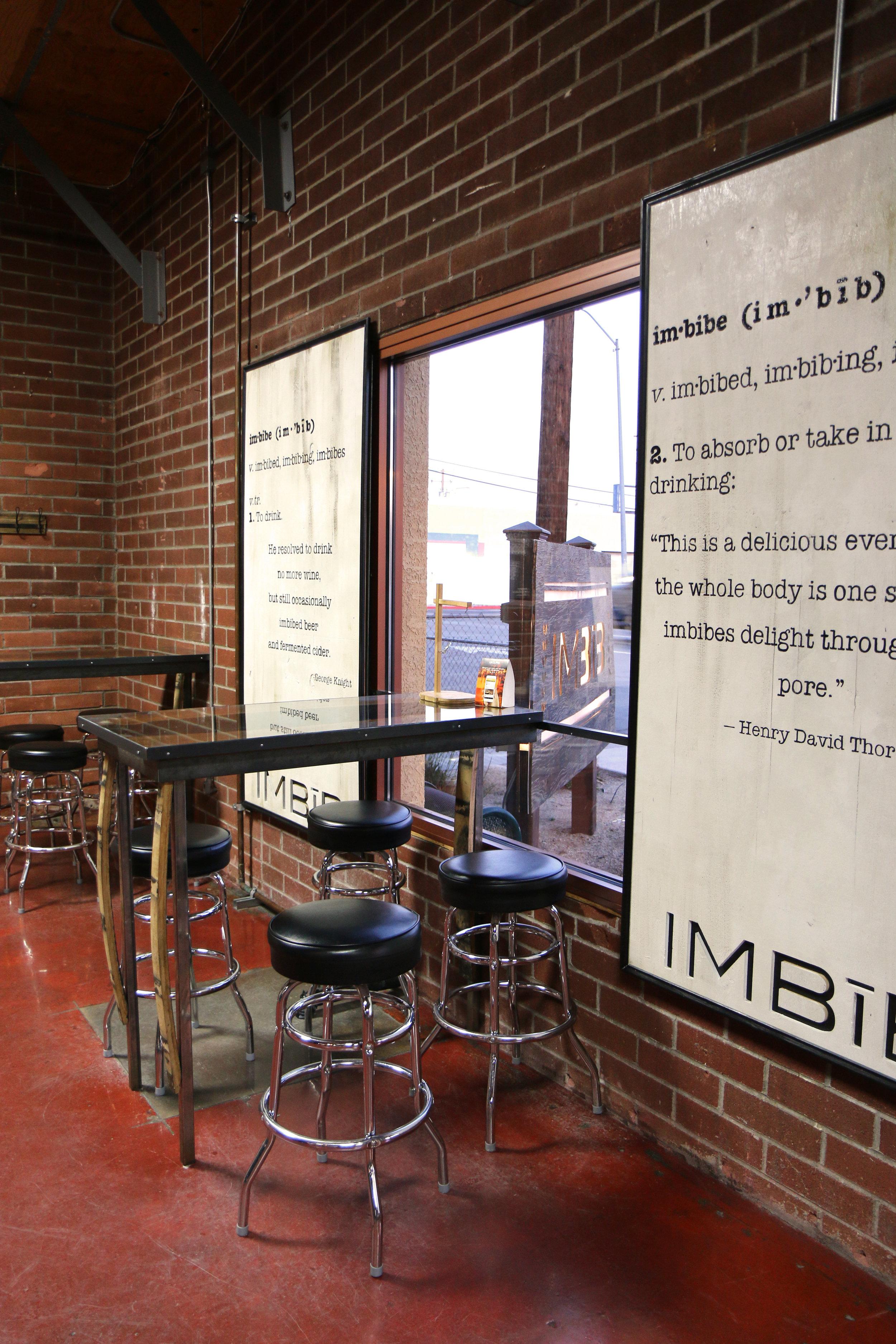 IMBĪB Custom Brews in Reno, Nevada