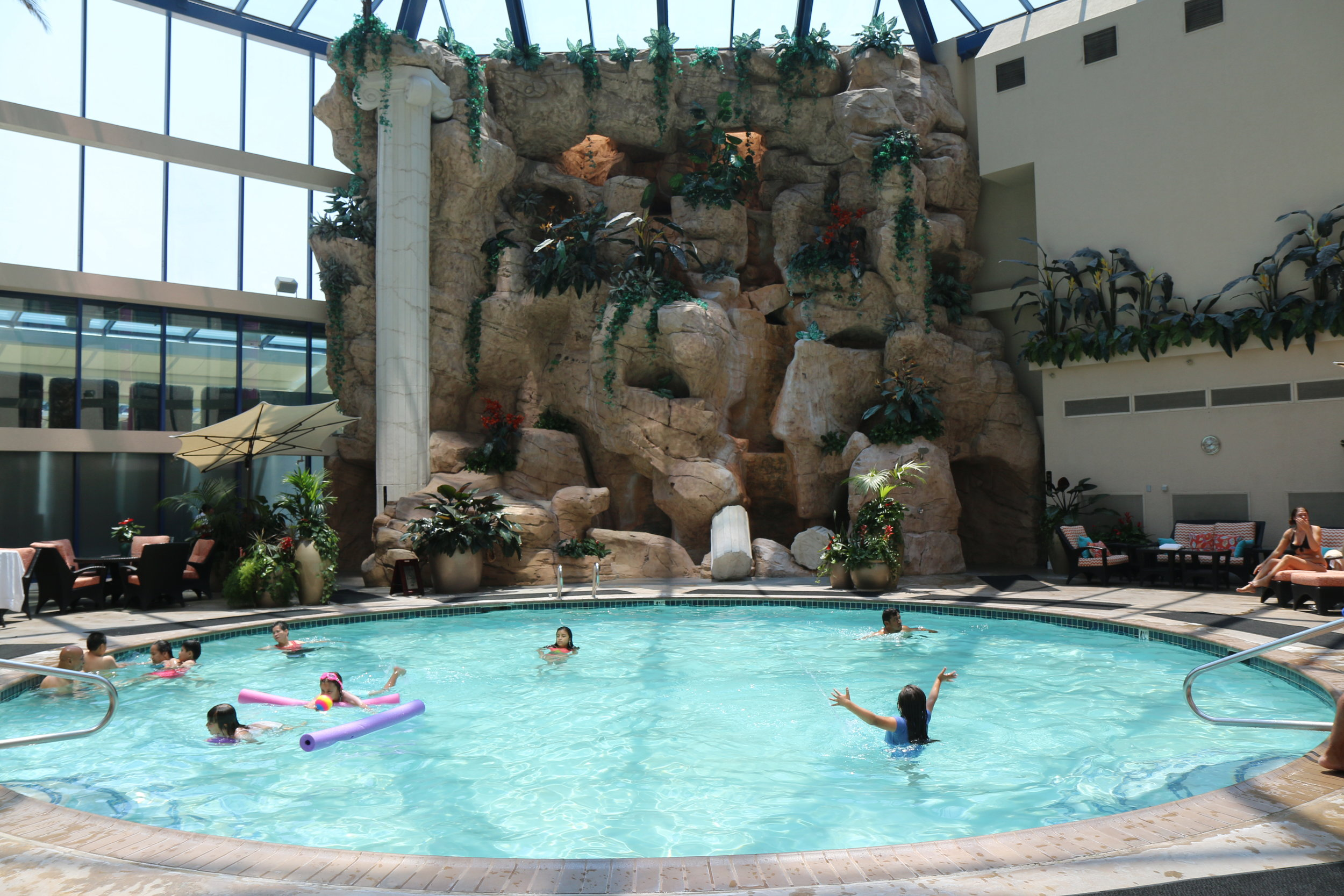 The Atlantis Casino Resort Spa in Reno, Nevada. The BEST spa in Nevada!