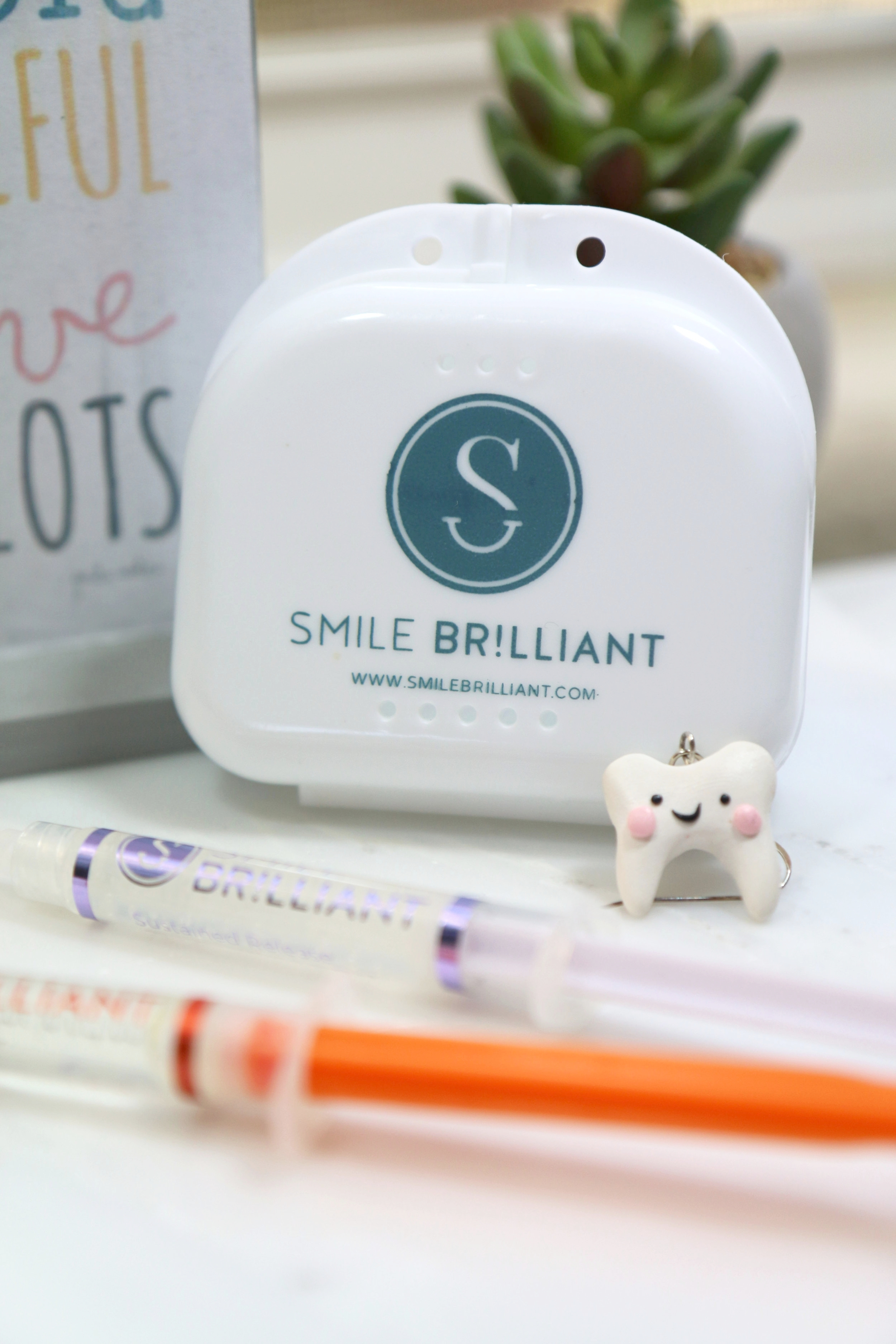 Smile Brilliant at-home Teeth Whitening