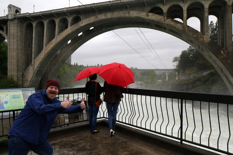 The ULTIMATE travel guide for Spokane, Washington. Where to stay, what to do, where to eat by lifestyle and travel blogger Bri Sul
