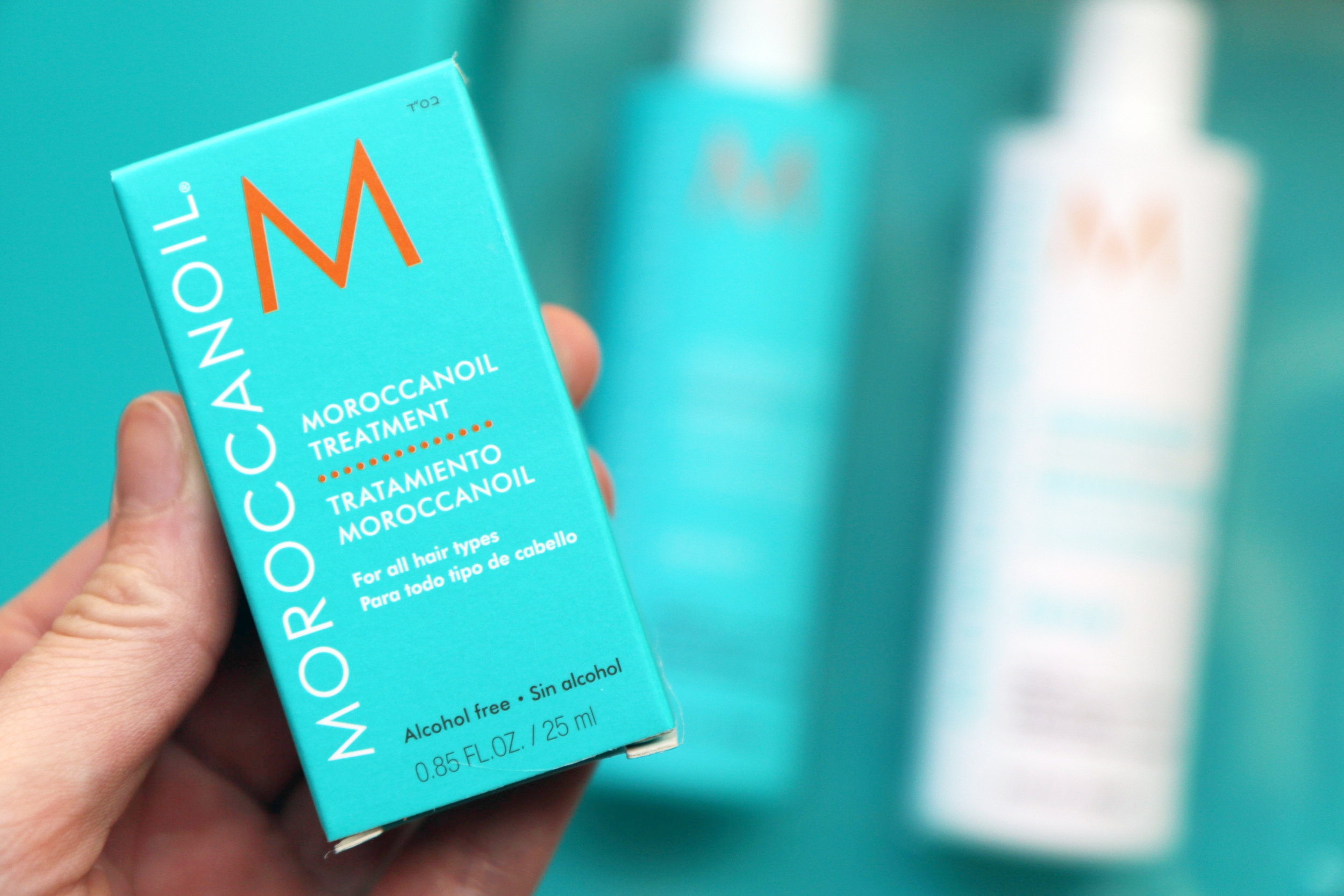 Moroccanoil Treatment for Silky & Smooth Hair