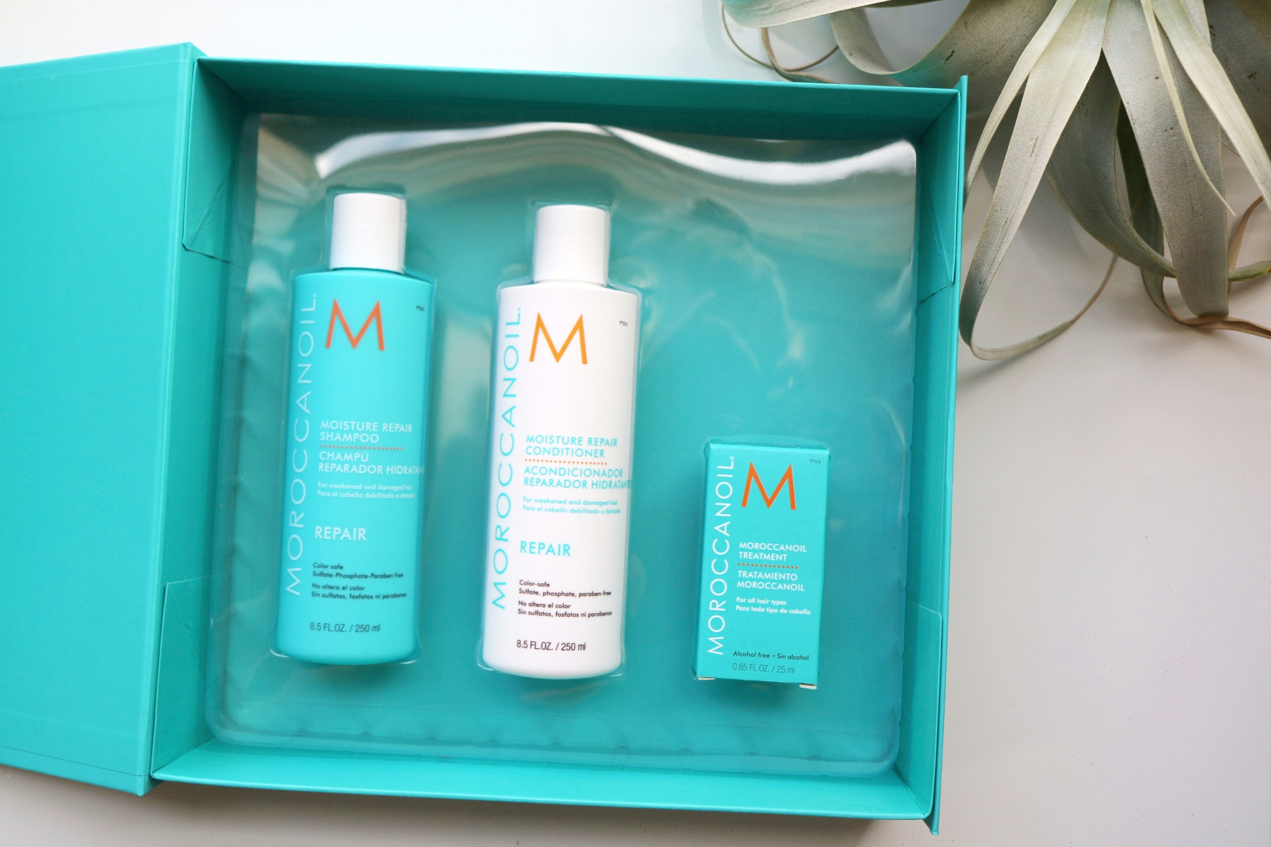 Moroccanoil Repair Shampoo & Conditioner