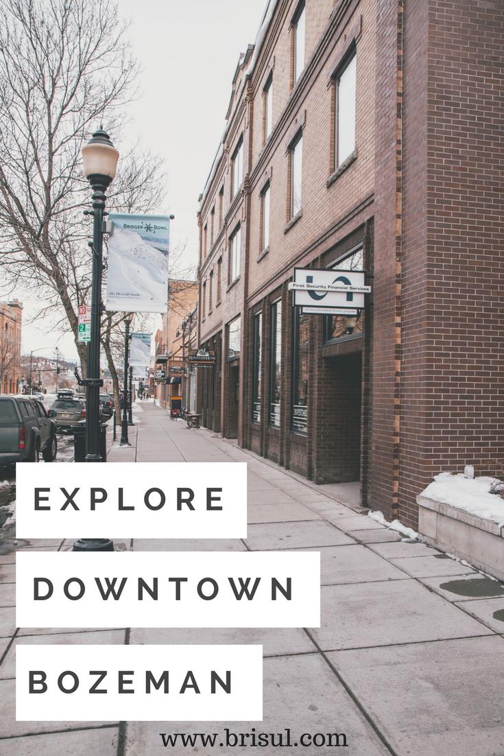 Things to do in Downtown Bozeman, Montana