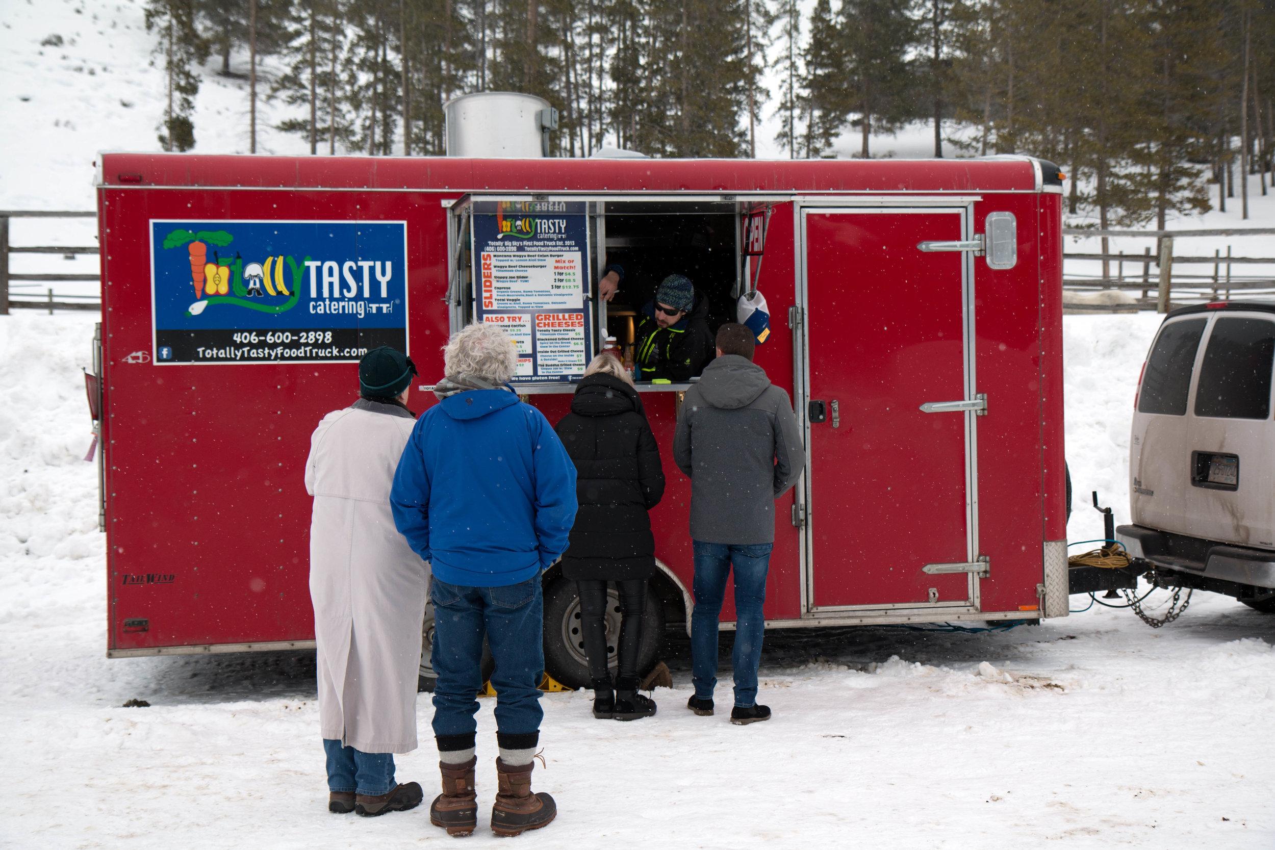 Totally Tasty Food Truck, Bozeman, Montana