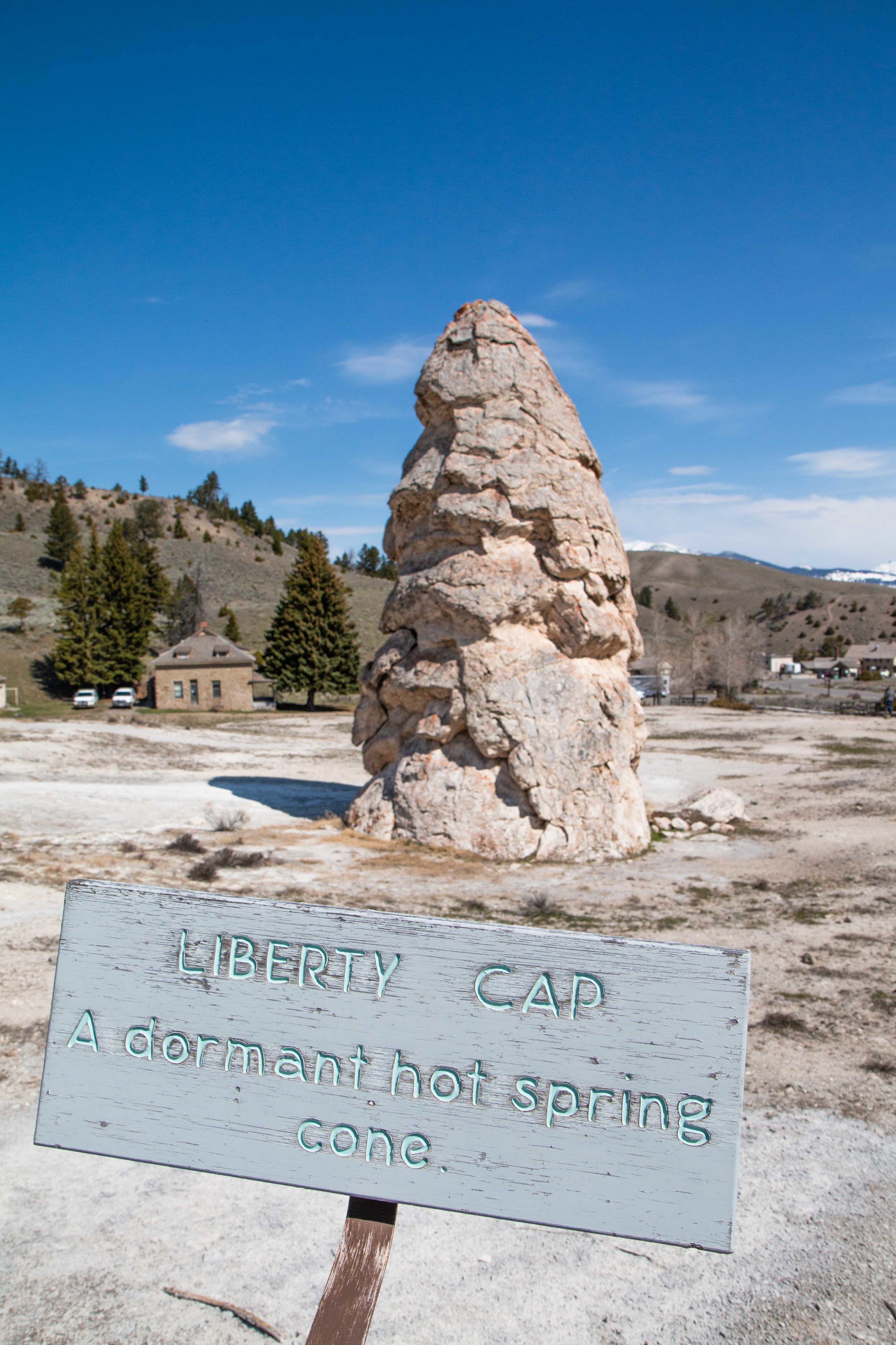 Mammoth Hot Springs | The Ultimate Travel Guide for Yellowstone National Park by Travel + Lifestyle blogger Bri Sul
