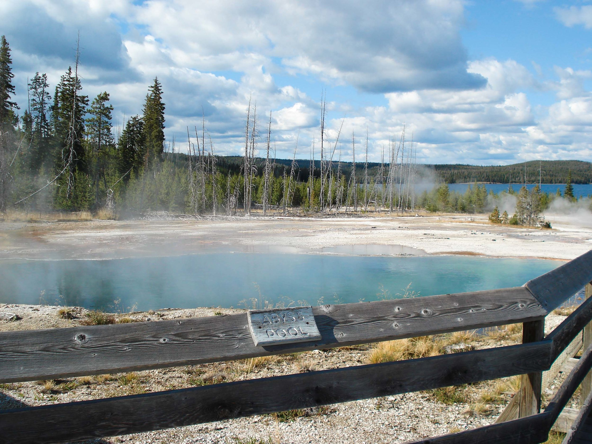 Yellowstone Lake | The Ultimate Travel Guide for Yellowstone National Park by Travel + Lifestyle blogger Bri Sul