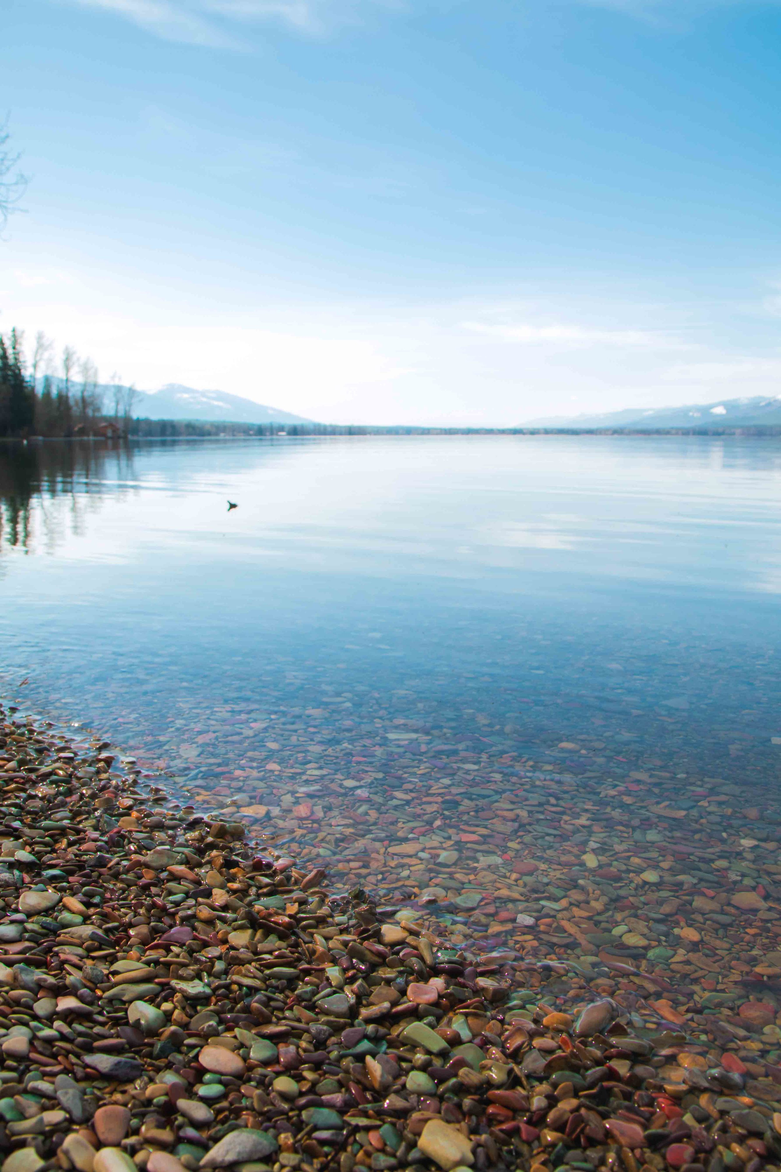 Nestled between the majestic Mission and Swan Mountain Ranges, Salmon Lake in Montana provides a beautiful and tranquil setting to enjoy boating, fishing, swimming and wildlife viewing.