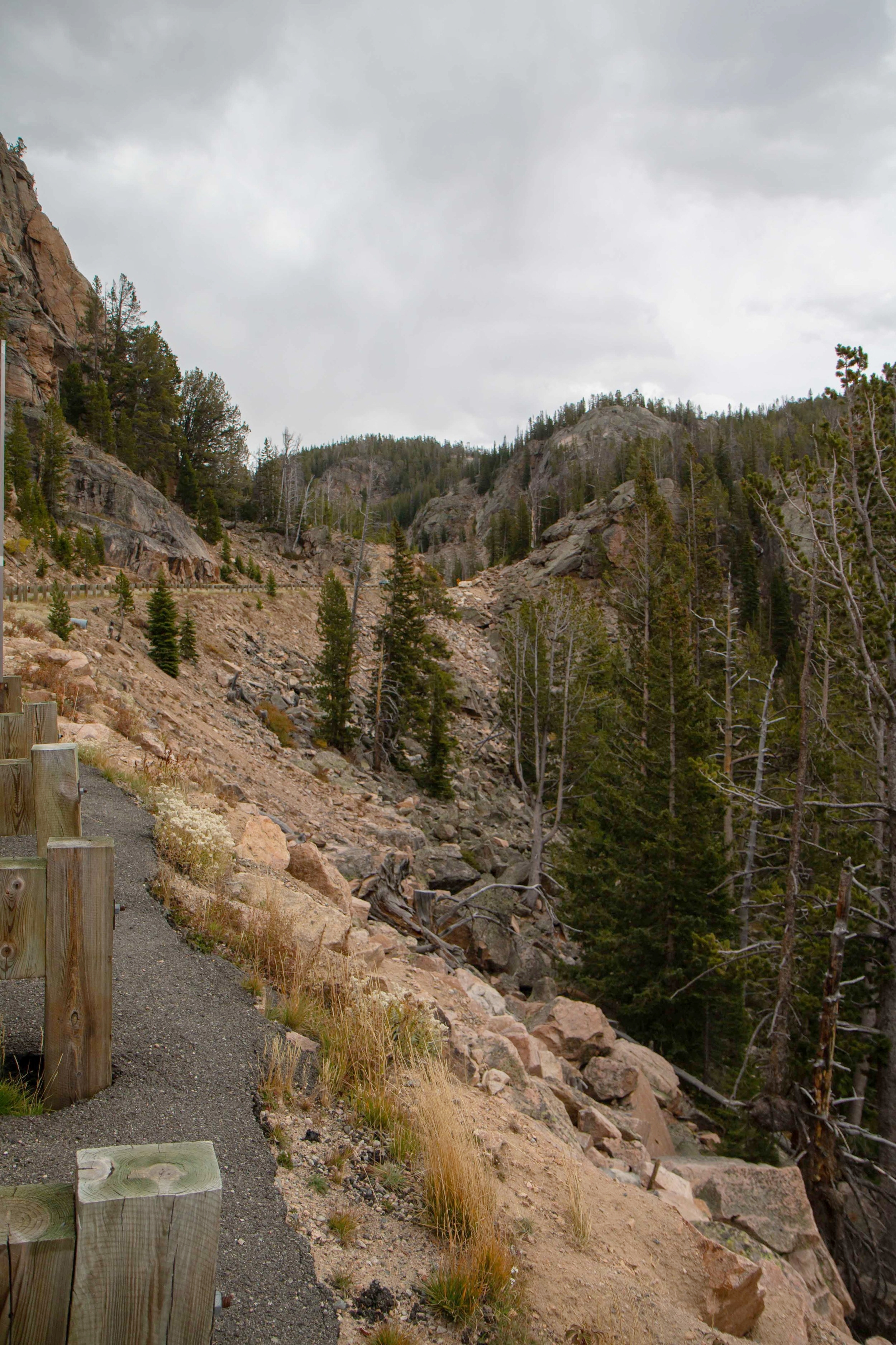Beartooth Highway & Pass in Wyoming and Montana. Gorgeous scenic views with travel blogger Bri Sul