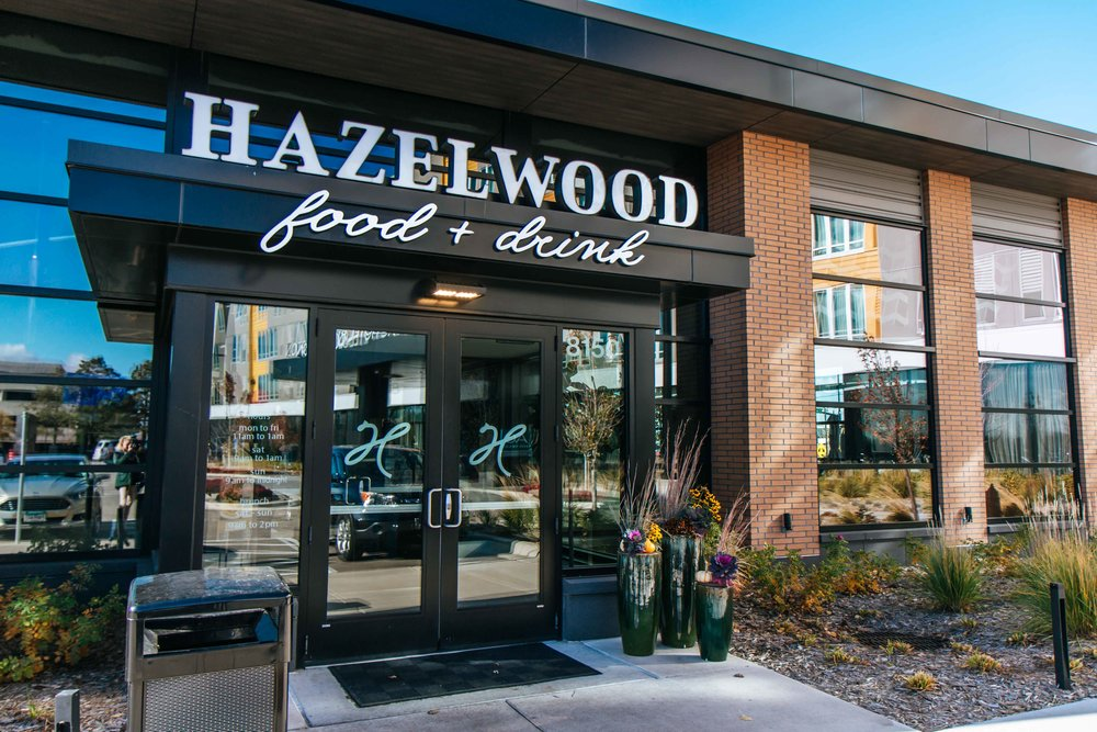 Hazelwood food and drink. Some of the best food in Minneapolis, Minnesota