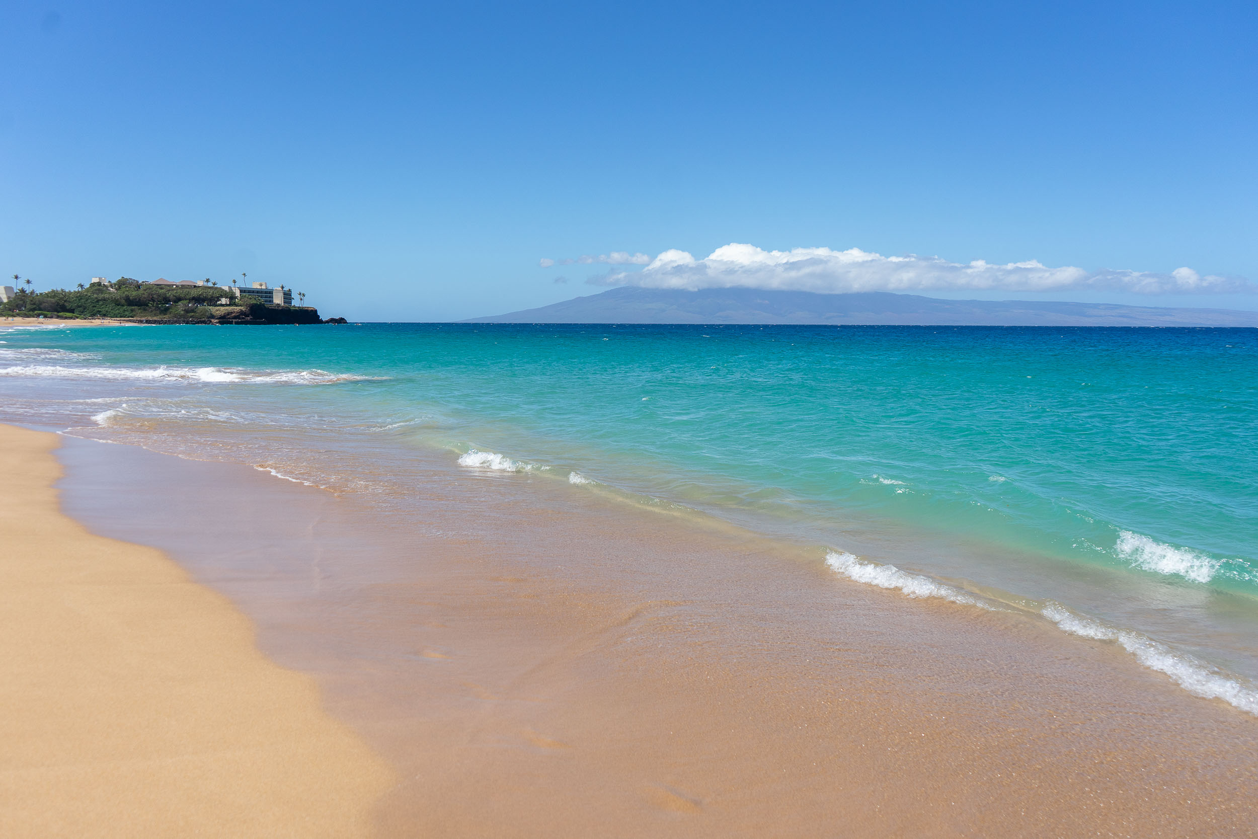 Ka'anapali beach and board walk. Tips, tricks, and things to do in Maui, Hawaii. The ultimate travel guide along with rare, locals only secrets