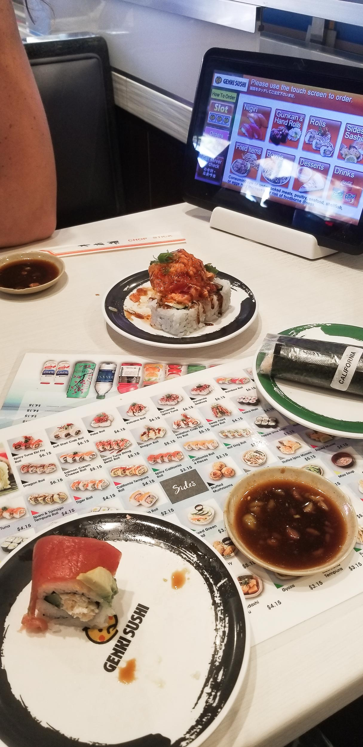 Genki Sushi. Tips, tricks, and things to do in Maui, Hawaii. The ultimate travel guide along with rare, locals only secrets