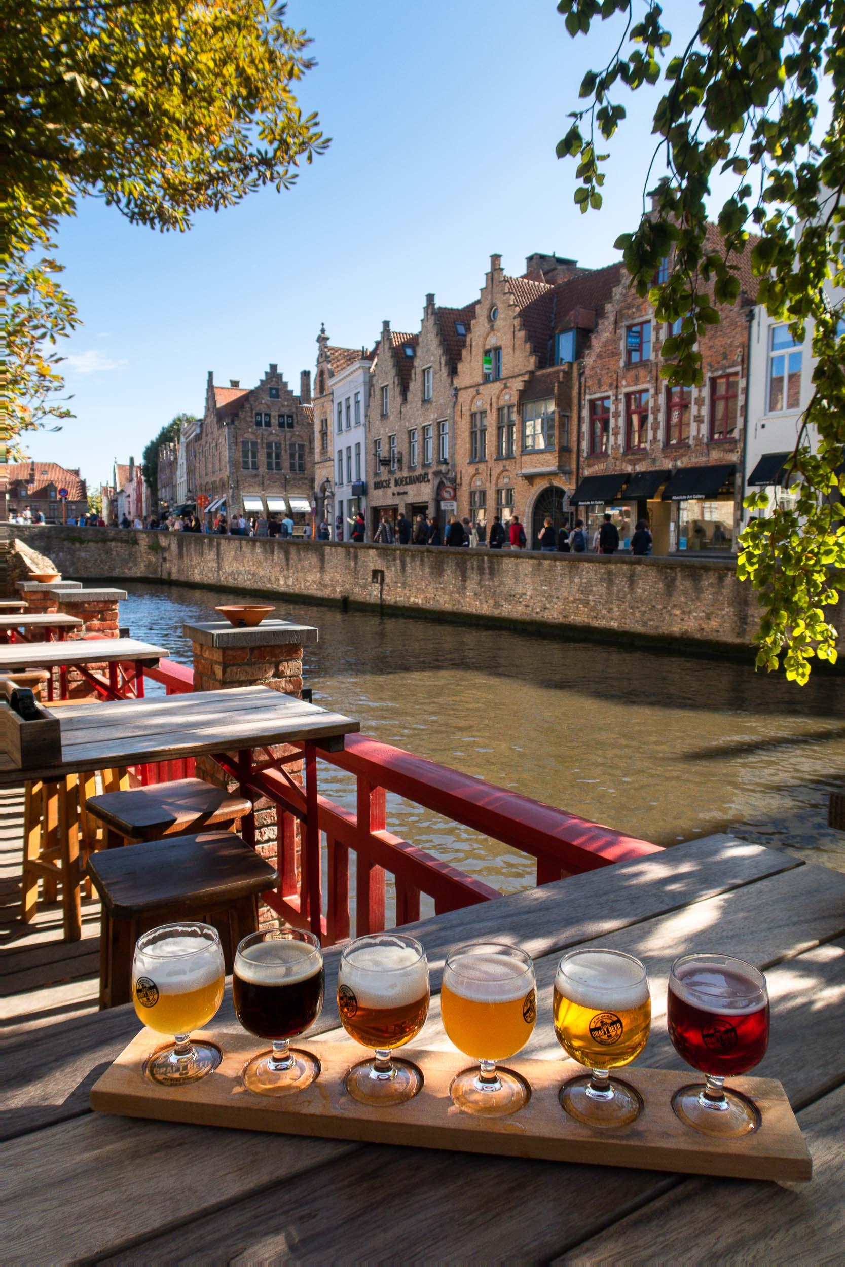 Your Guide to the BEST Beer in Bruges, Belgium