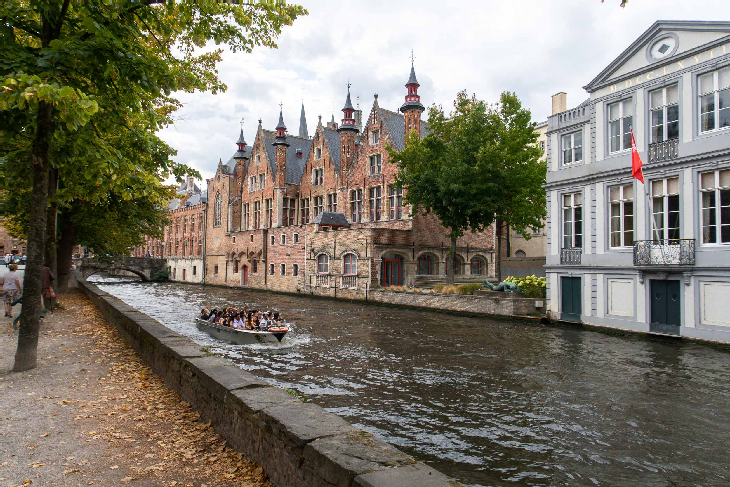 From World Class Chocolate to Award Winning Beer to Beautiful Buildings and Quiet Little Streets, EVERYTHING you need to know about visiting Bruges, Belgium.