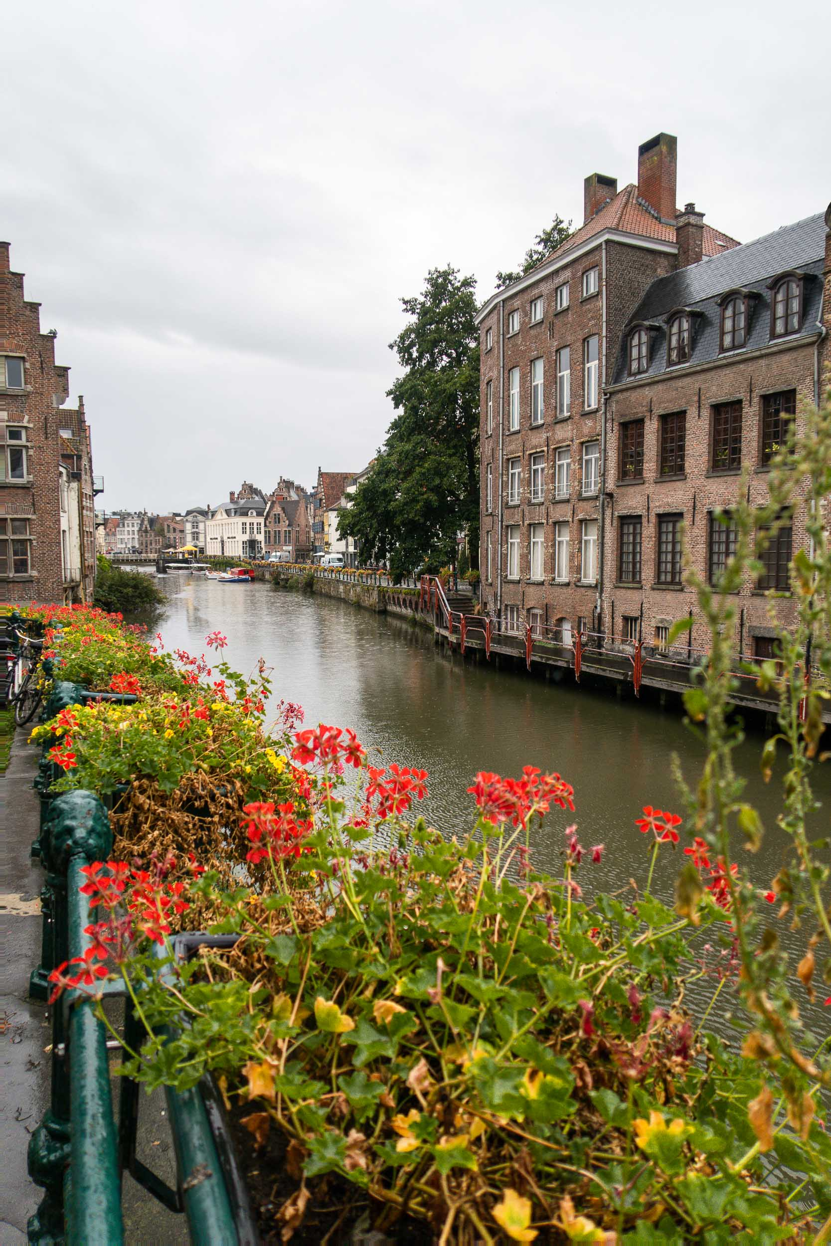 Going to Ghent, Belgium? Add these things to your list as MUST sees and dos!