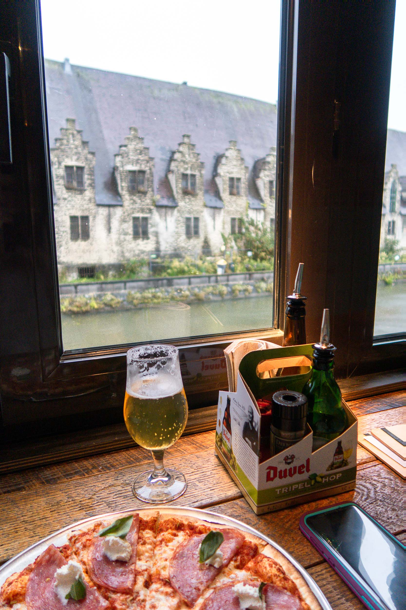 The ULTIMATE Food Guide for Ghent, Belgium!