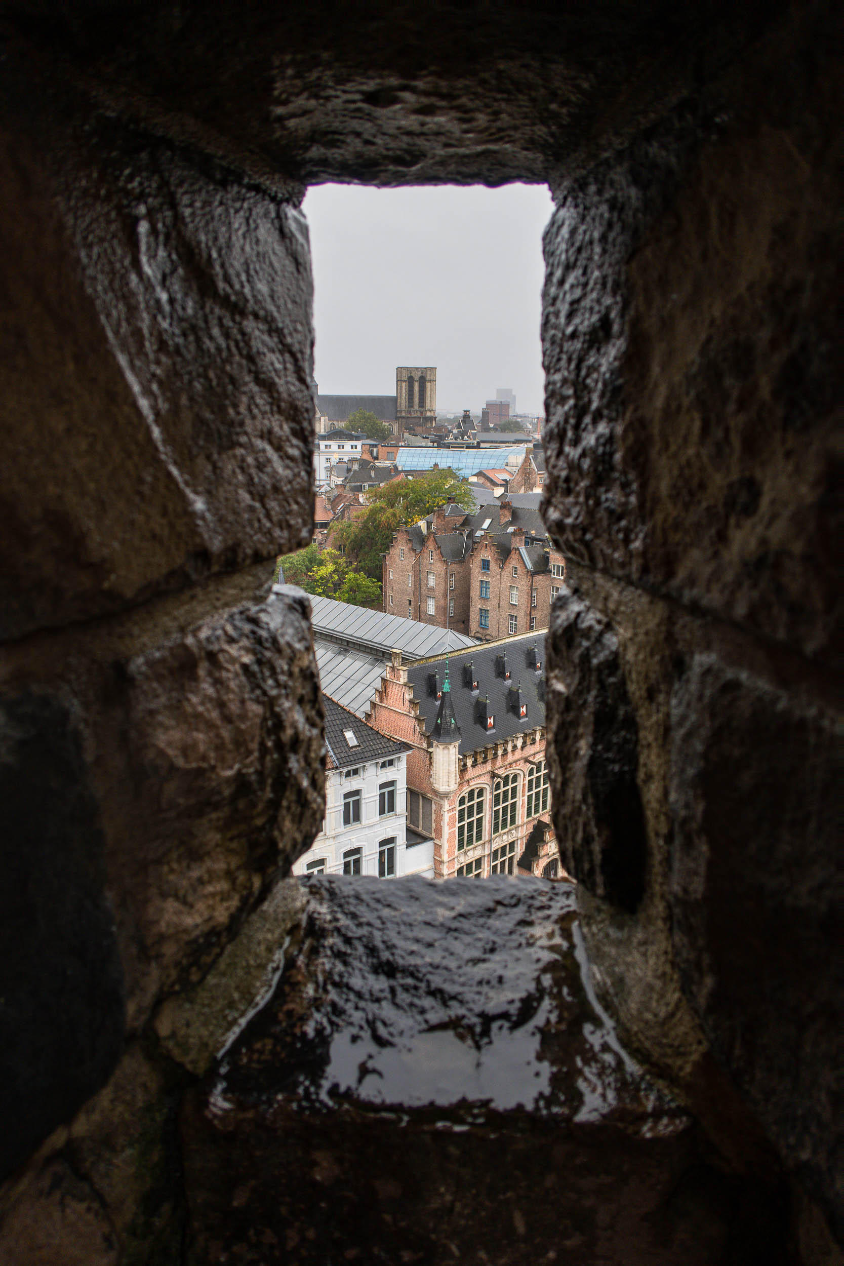 The Castle of Courts - a MUST see in Ghent, Belgium