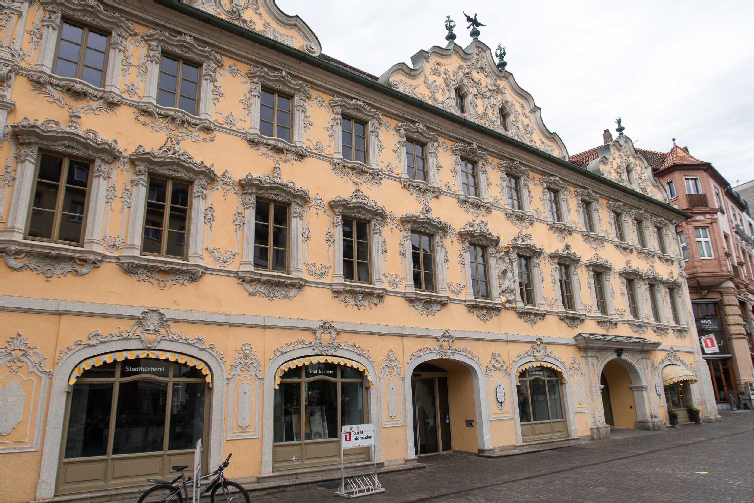 Everything you need to know about visiting the town of Würzburg in German Wine country.