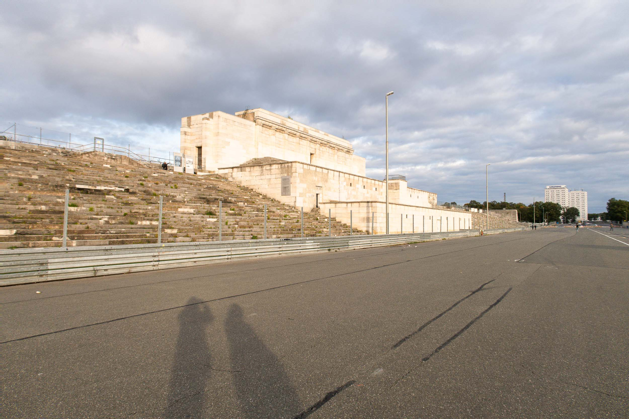 Visiting Hitler's Rally Grounds in Nuremberg, Germany