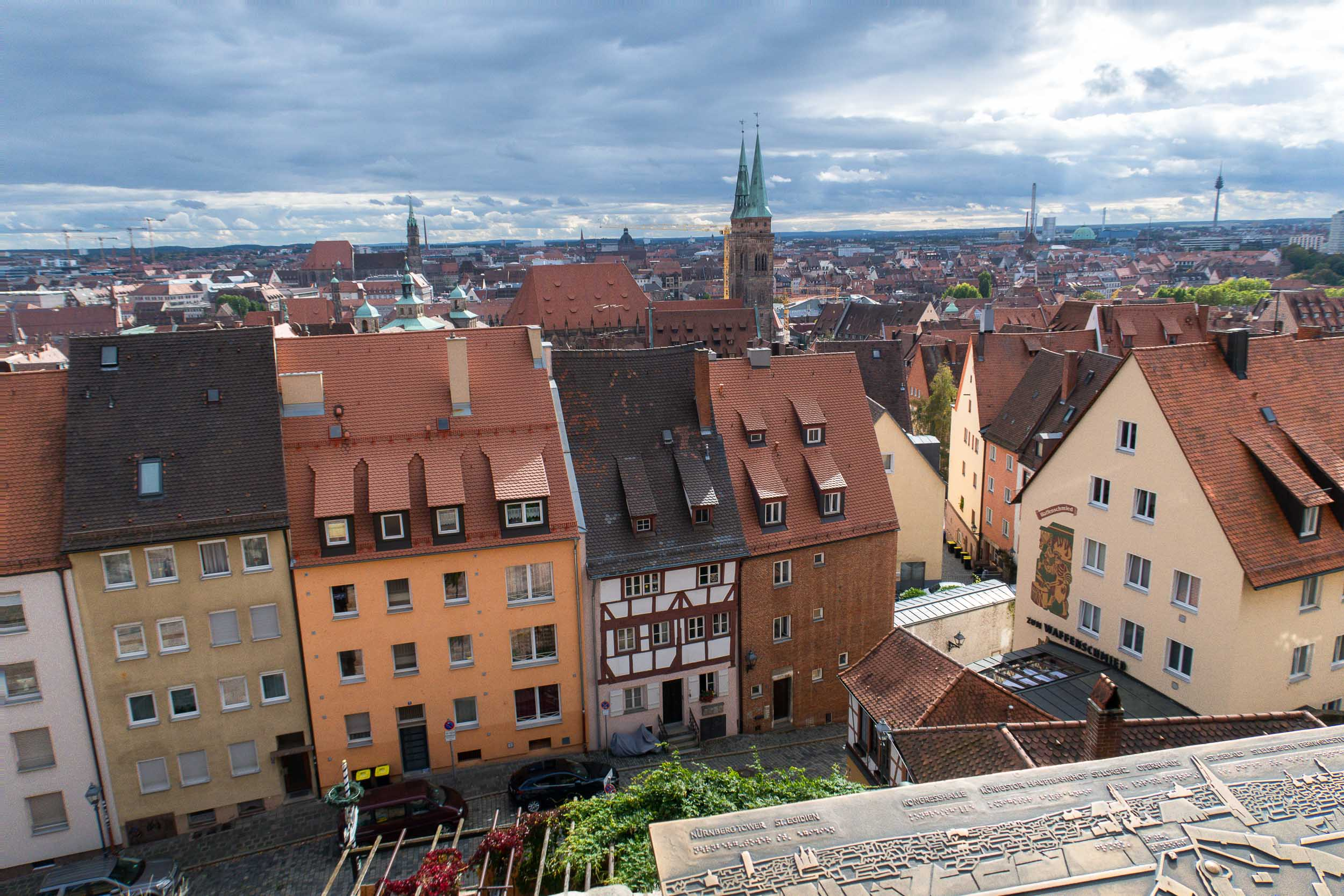 EVERYTHING you need to know about Nuremberg, Germany. Where to visit, eat, and what to do.