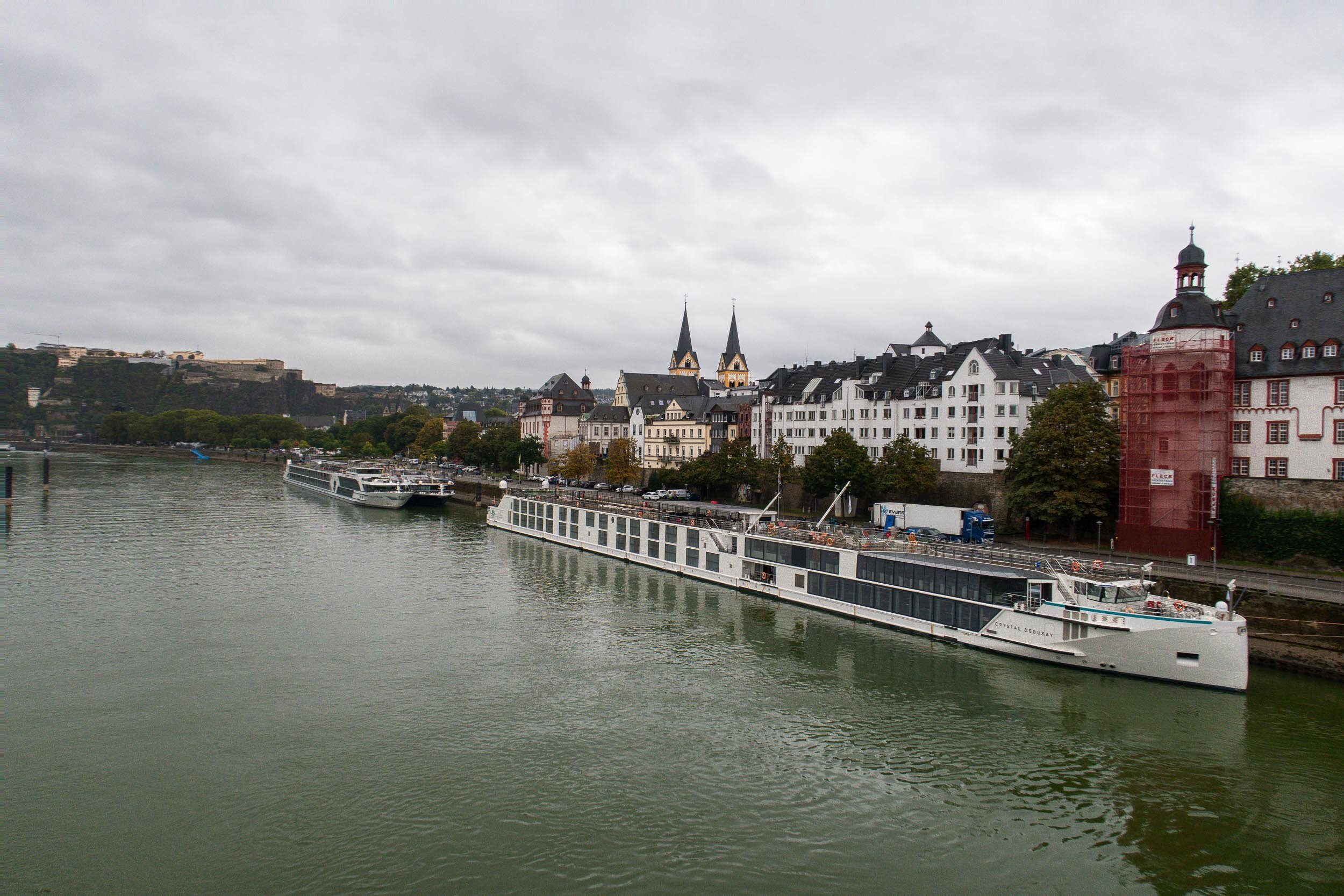 EVERYTHING you need to know about Koblenz, Germany. Where to visit, eat, and what to do.
