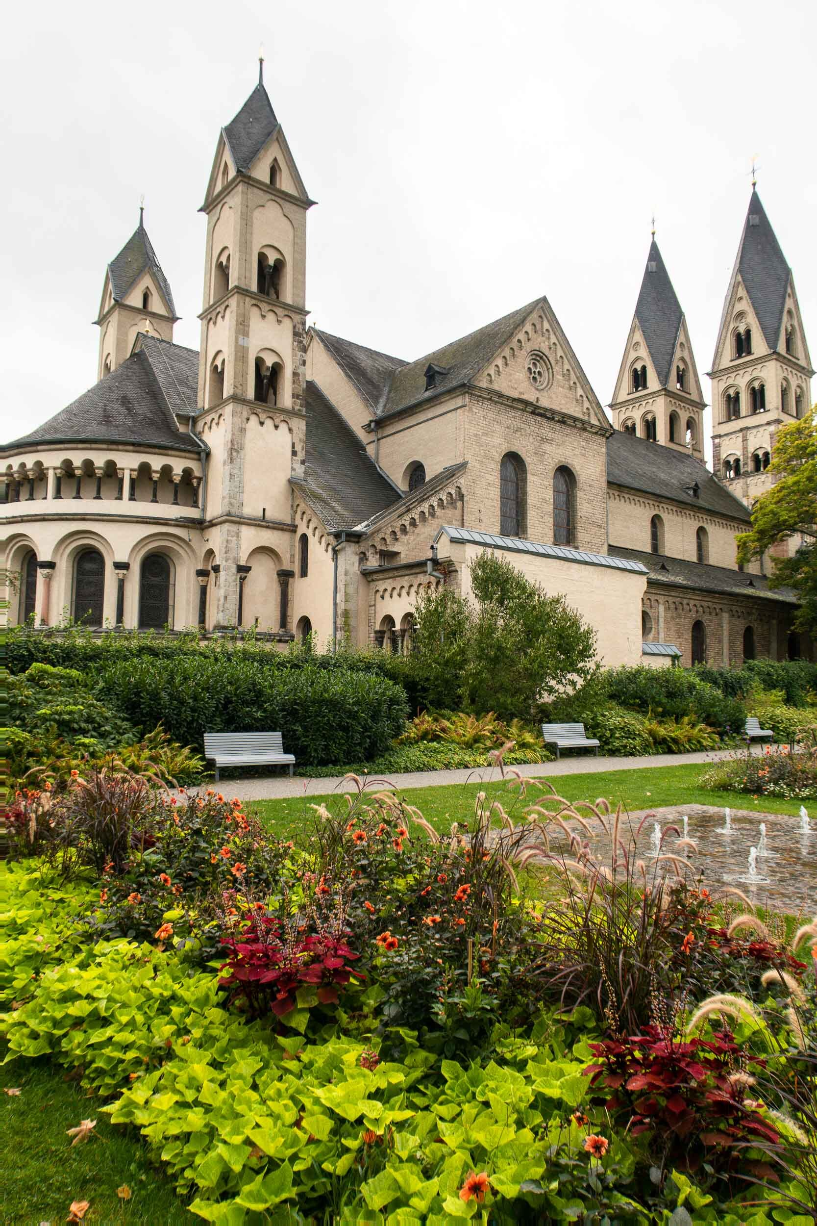 Beautiful churches in Germany - where to go for the BEST churches.