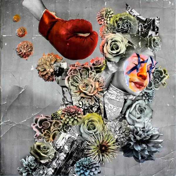 AM DeBrincat Floral Gravity
