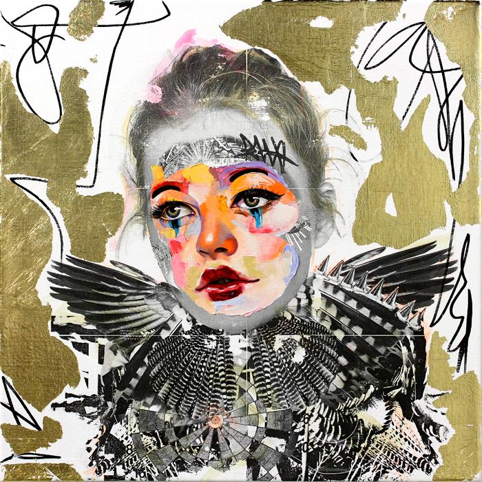 AM DeBrincat Golden Girl