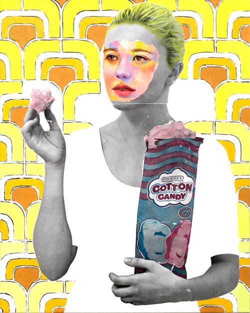 AM DeBrincat Cotton Candy