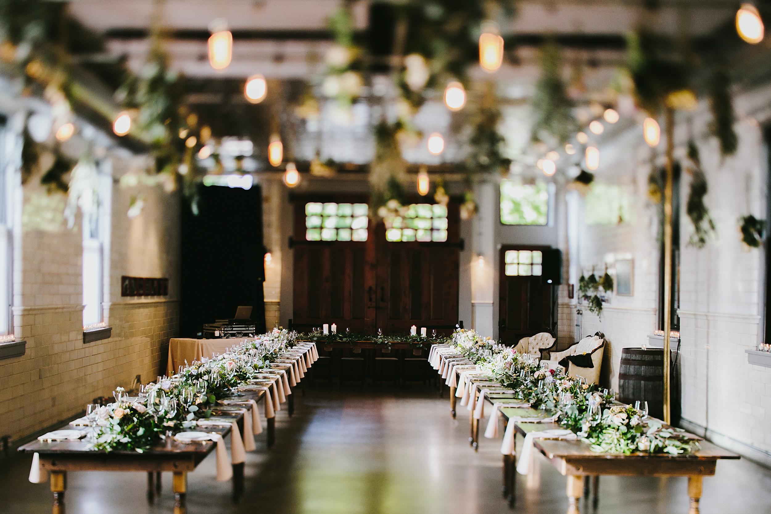 wedding floras by Asrai Garden