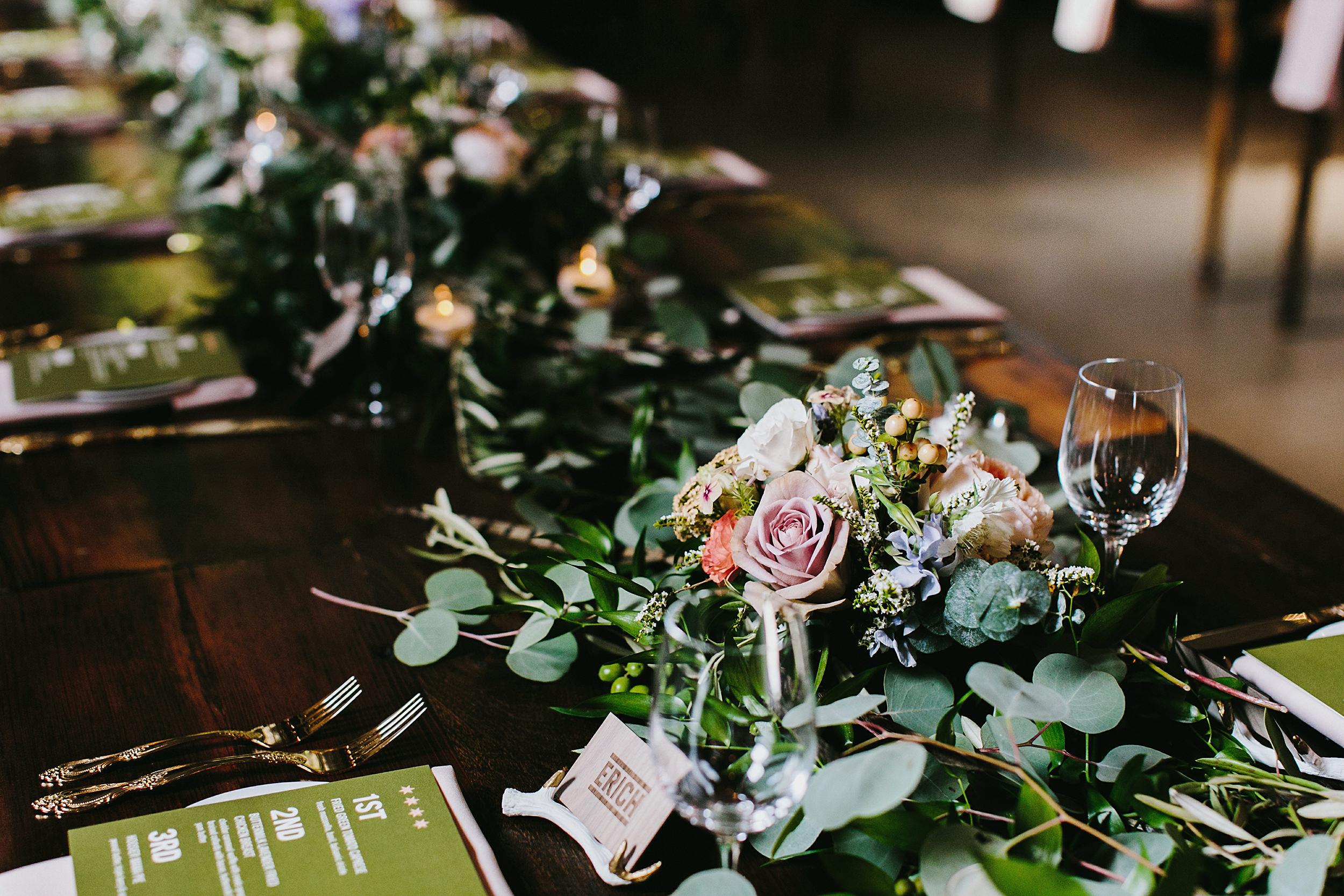 wedding flowers by Asrai Garden