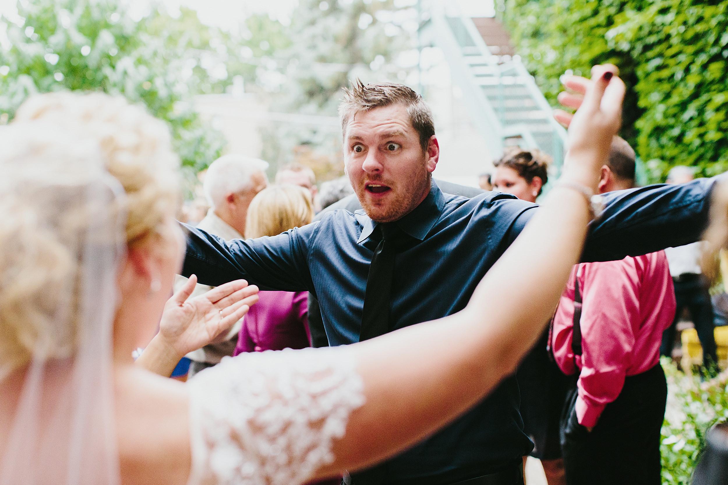 wedding reception at firehouse Chicago, illinois