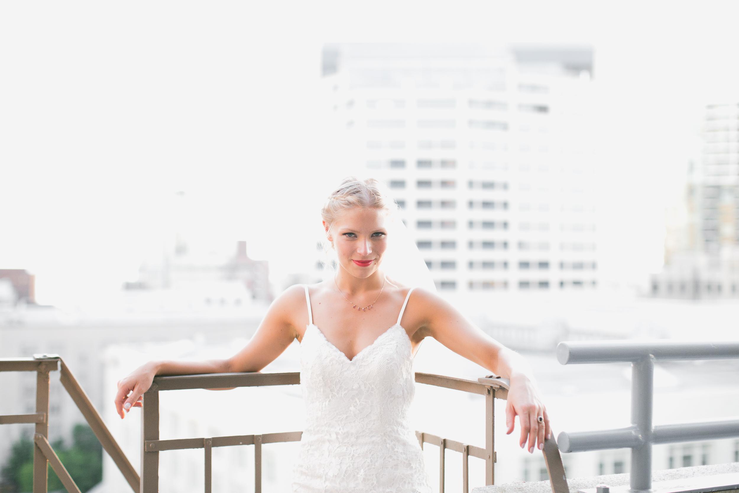 hotel max wedding bride