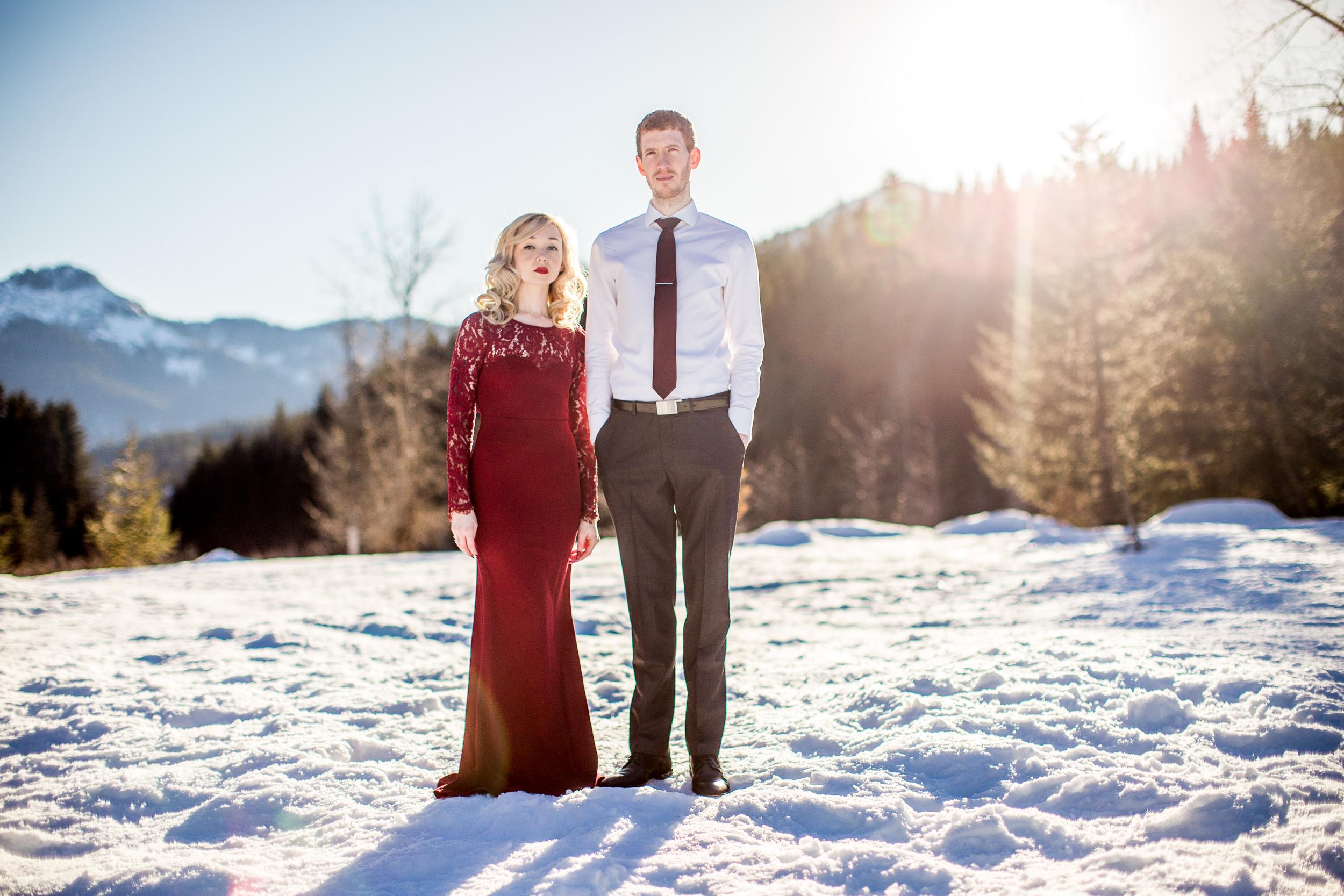 mountain elopement photo