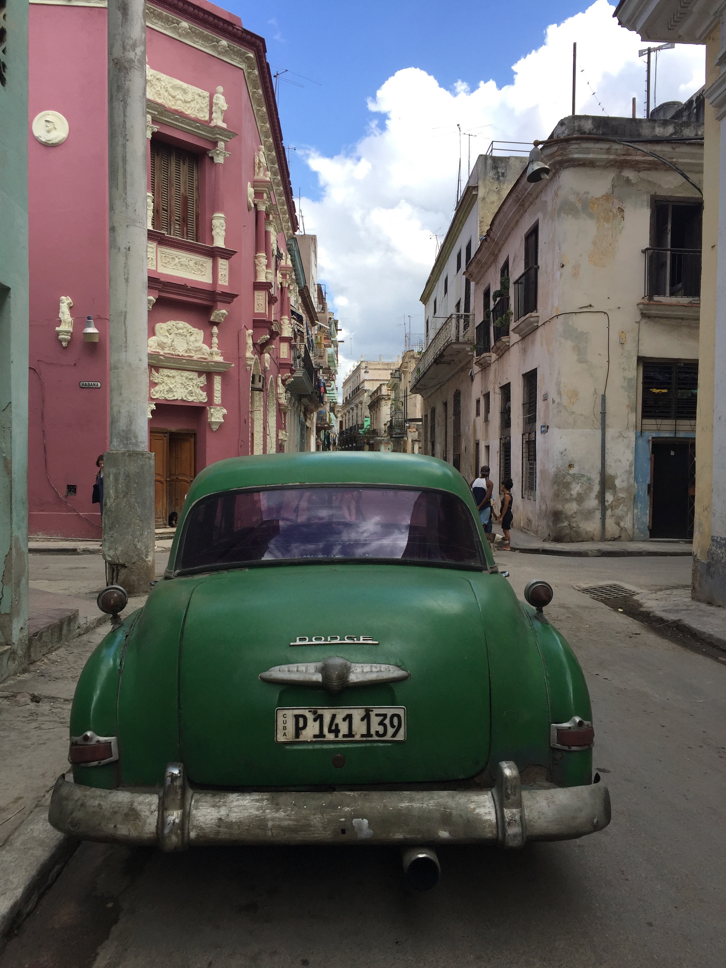 Meanwhile, it's hard to take a bad photograph in Havana.