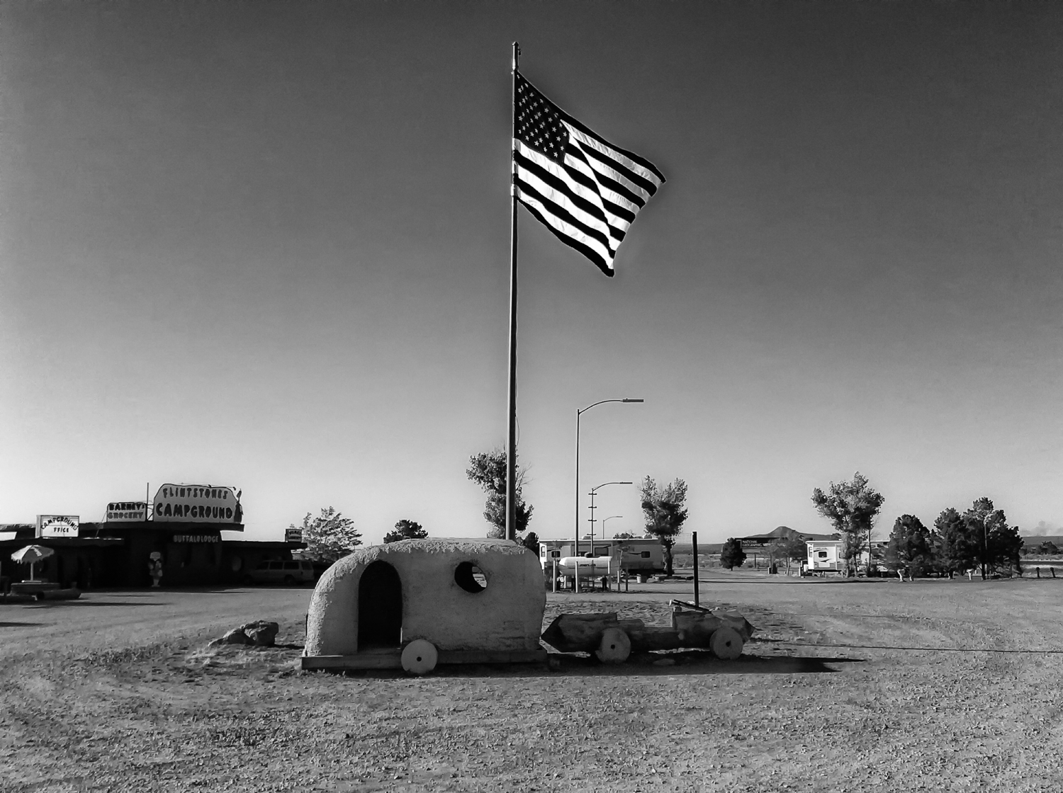 Bedrock City, Arizona, 2012
