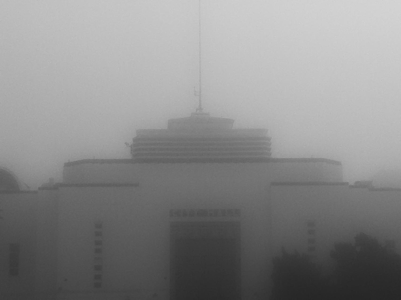 A Foggy Morning In Santa Monica, 2011-3.jpg