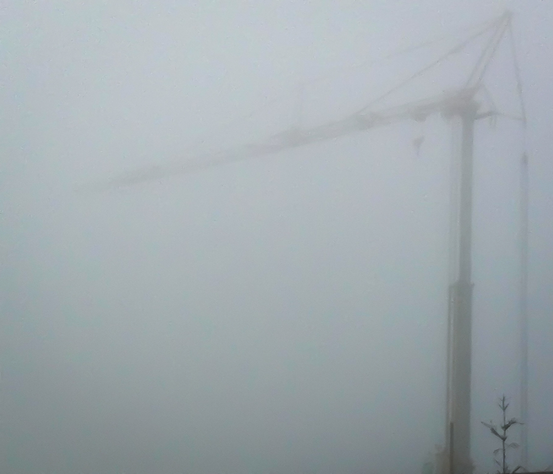 A Foggy Morning In Santa Monica, 2011-4.jpg