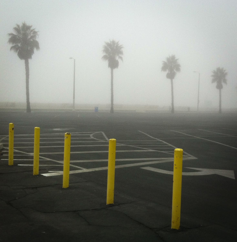 A Foggy Morning In Santa Monica, 2011-8.jpg