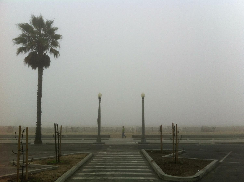 A Foggy Morning In Santa Monica, 2011-9.jpg